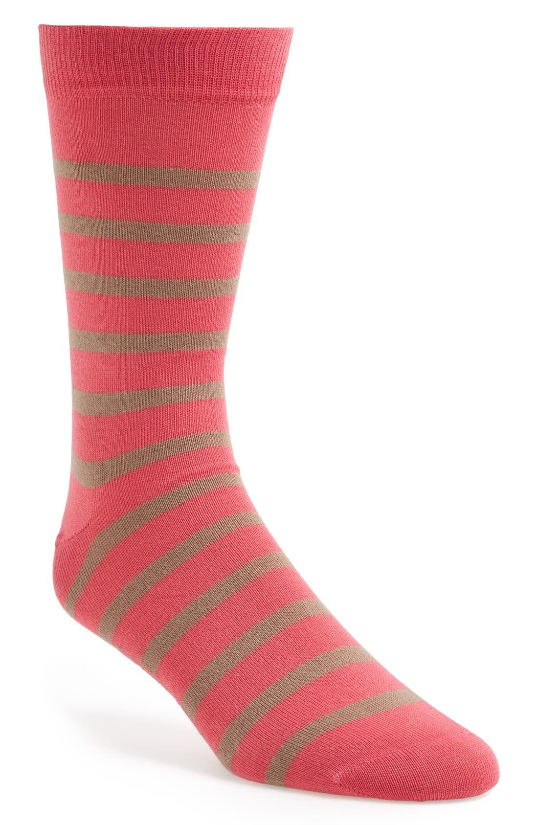 'Pieds Rayes A' Striped Socks,                             Main thumbnail 5, color,