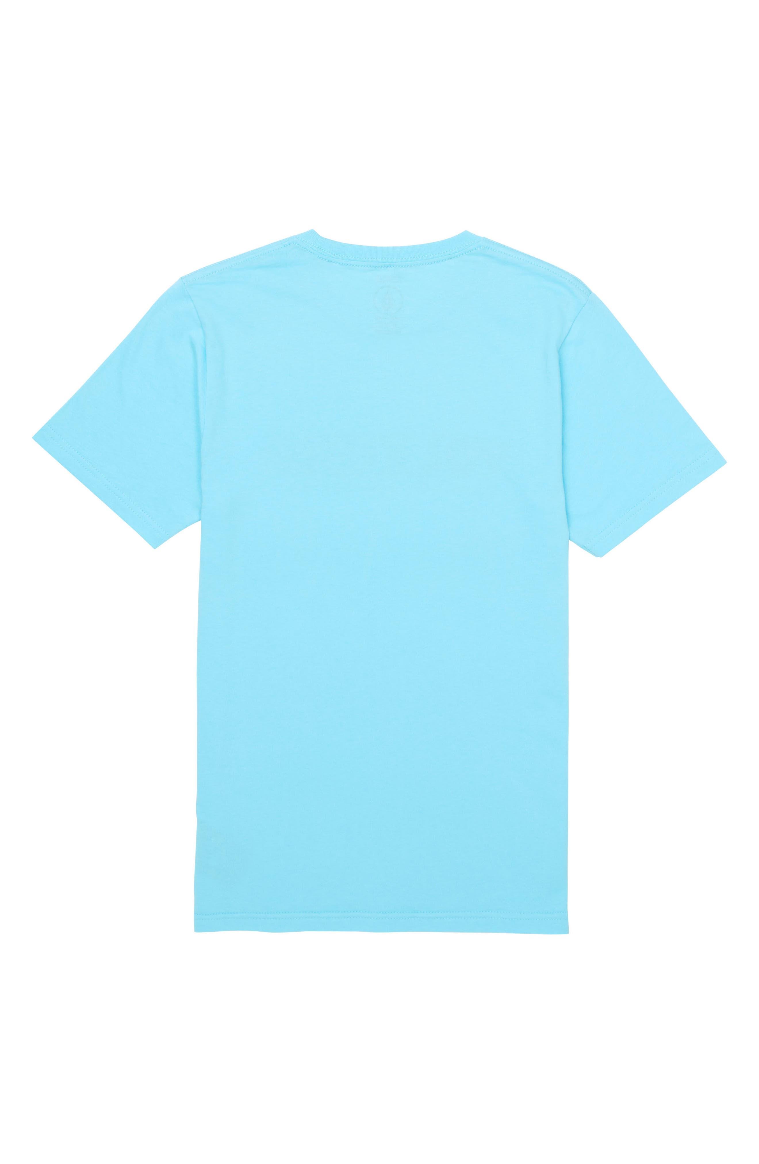 Digi Pool Graphic T-Shirt,                             Alternate thumbnail 4, color,