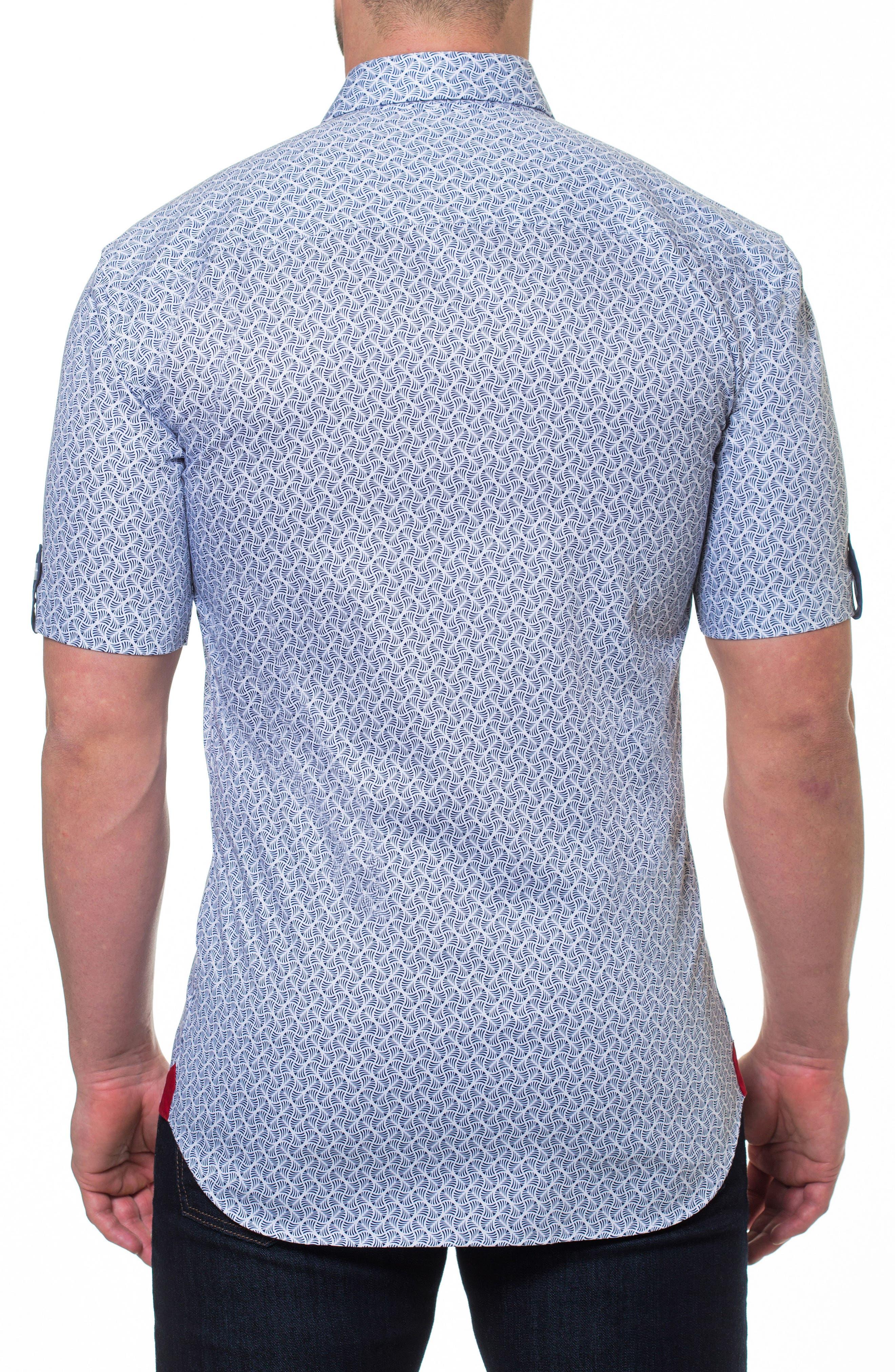 Fresh Ripple Sport Shirt,                             Alternate thumbnail 2, color,