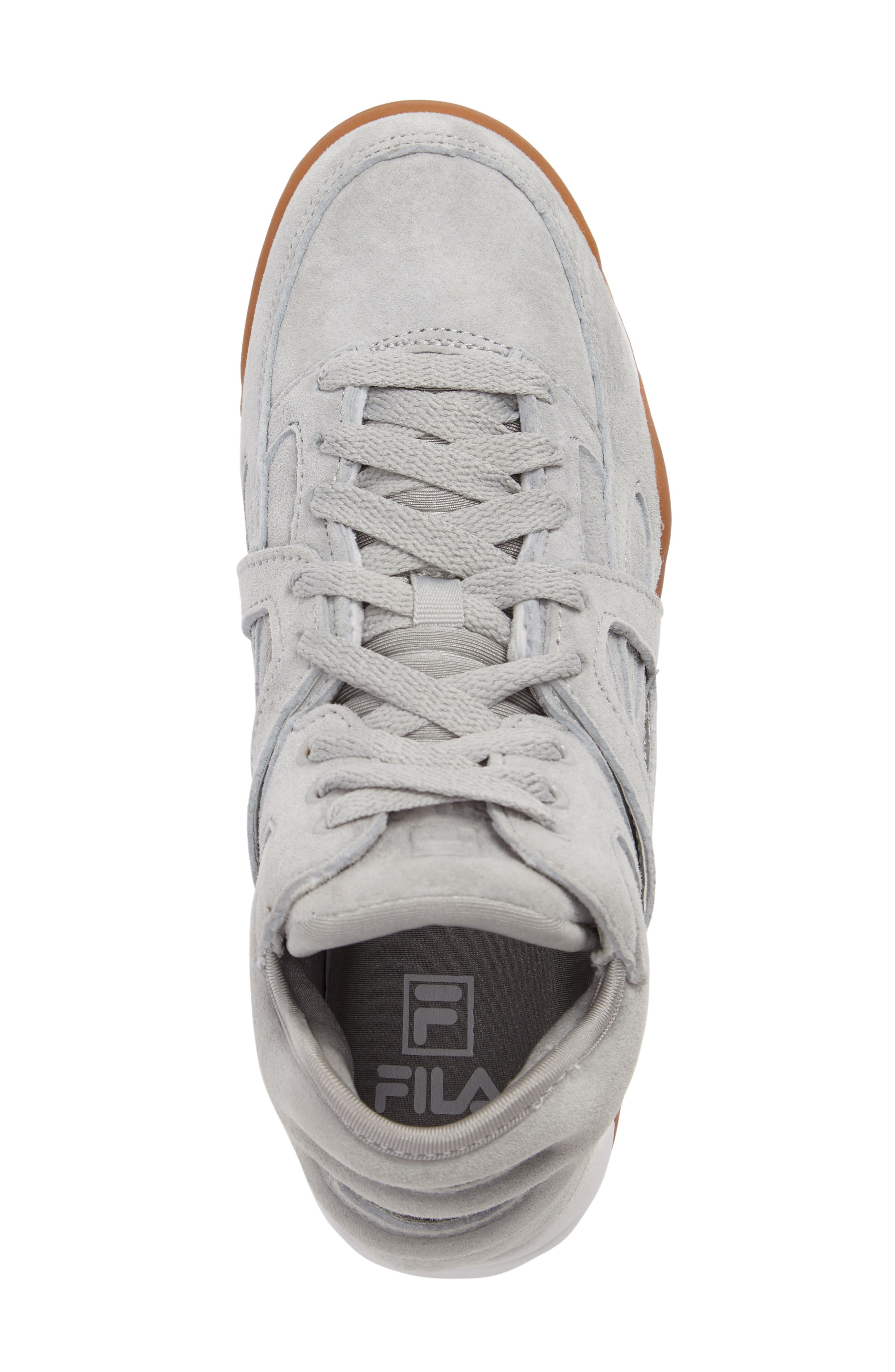 The Cage High Top Sneaker,                             Alternate thumbnail 5, color,                             072