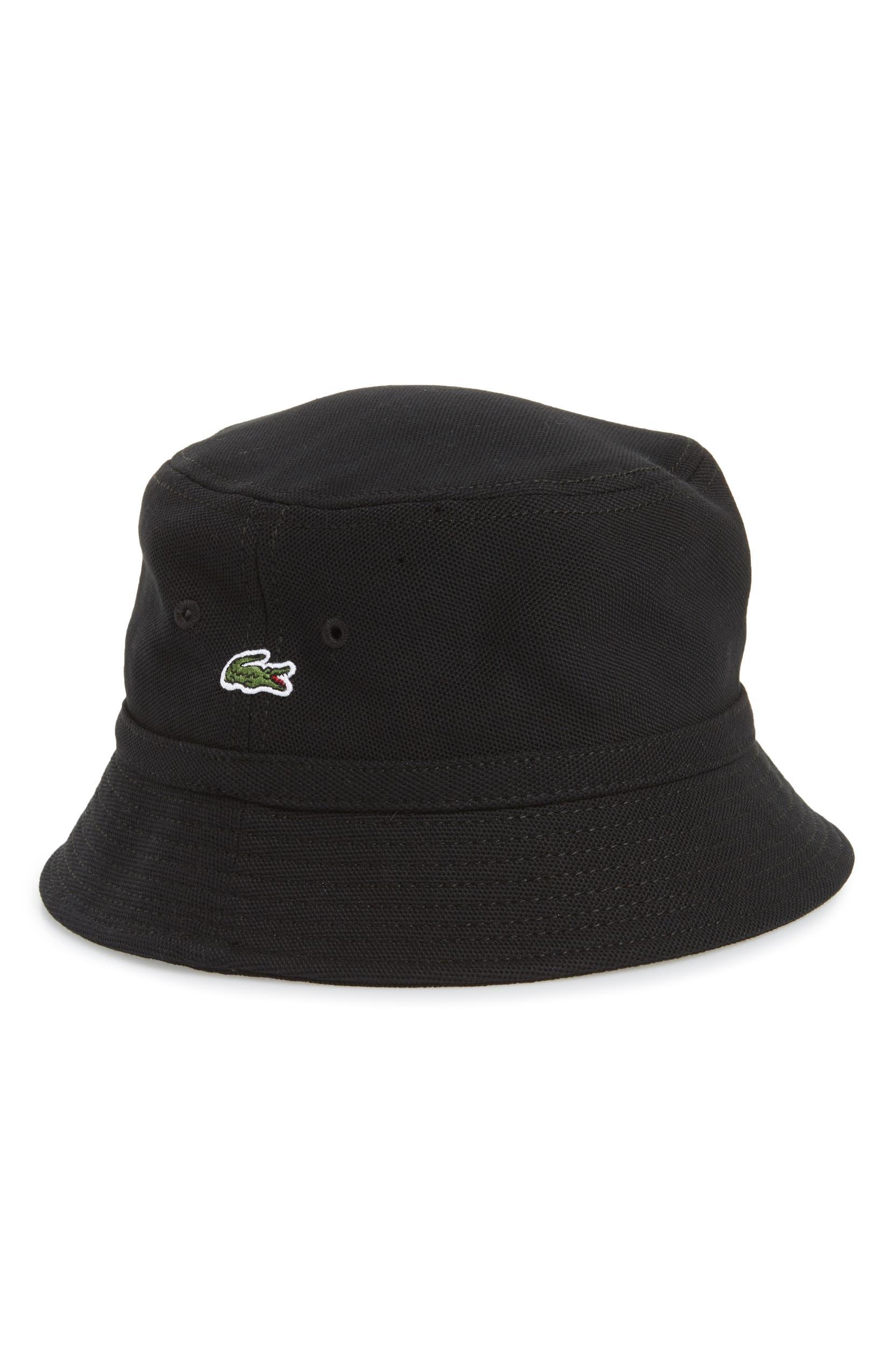 Lacoste Bob Bucket Hat  e4f42f75c9