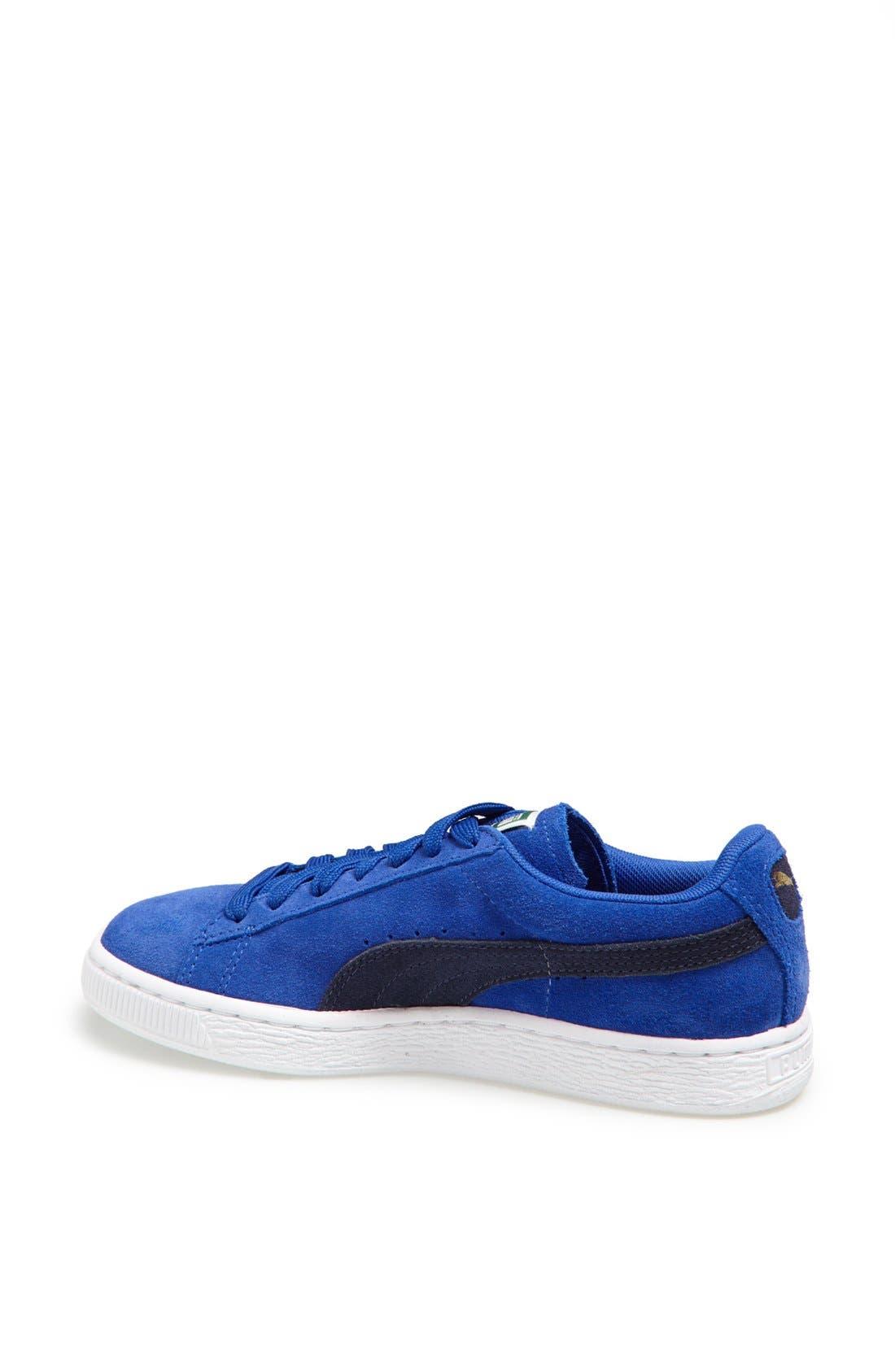 Suede Sneaker,                             Alternate thumbnail 74, color,