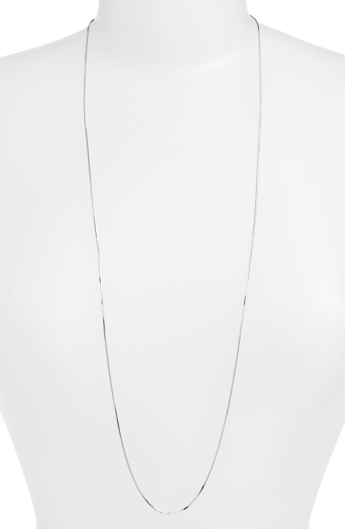 Chain Necklace,                             Main thumbnail 1, color,                             040