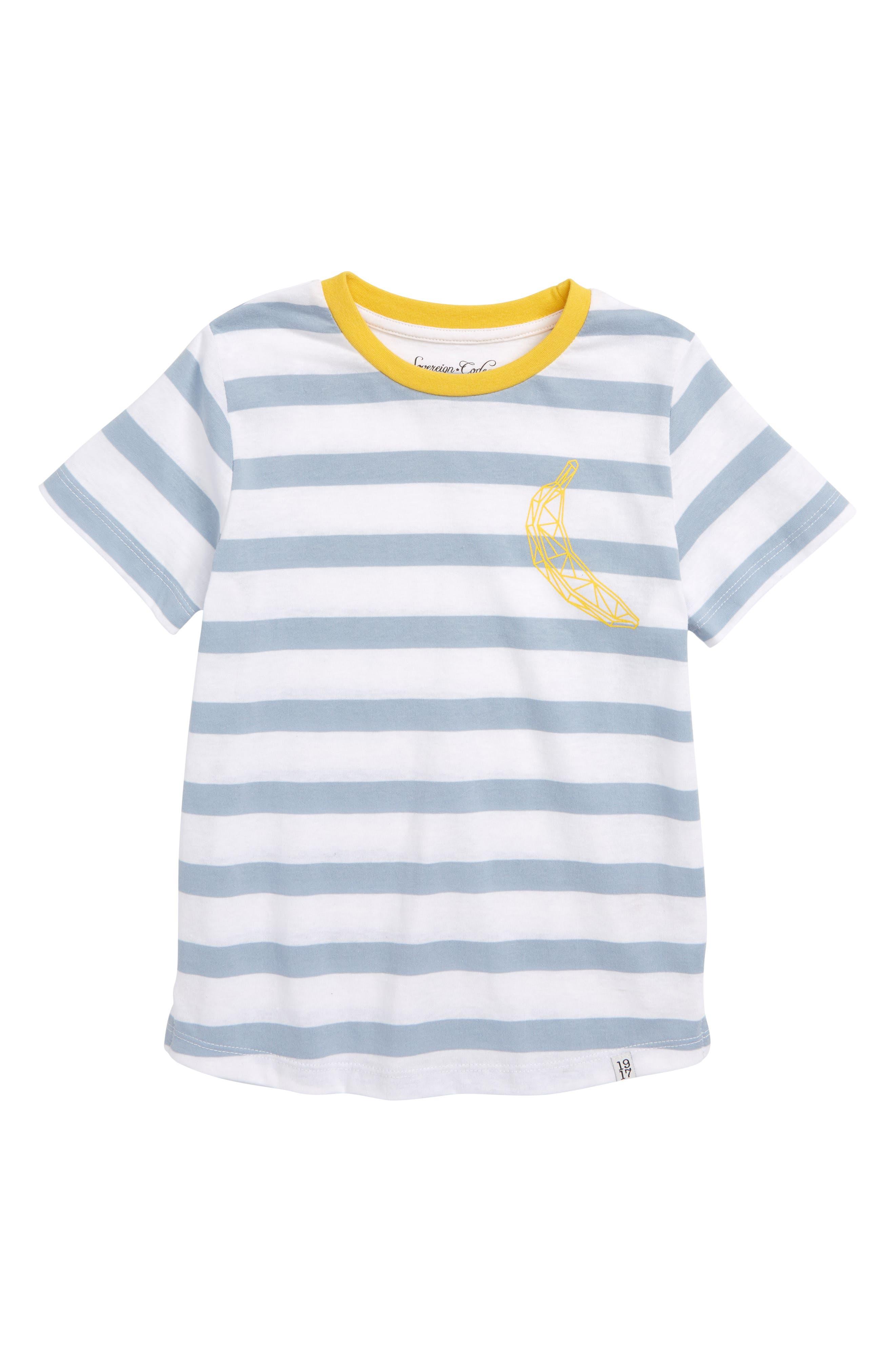 Vox Stripe T-Shirt,                             Main thumbnail 1, color,                             NANA