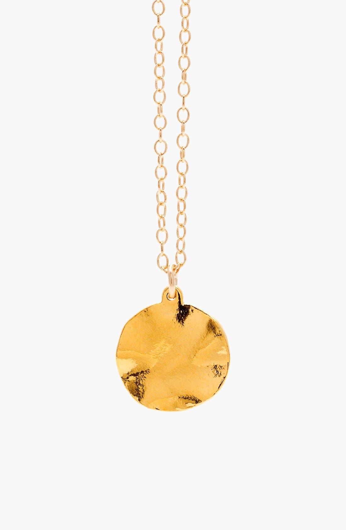 'Chloe' Pendant Necklace, Main, color, 710