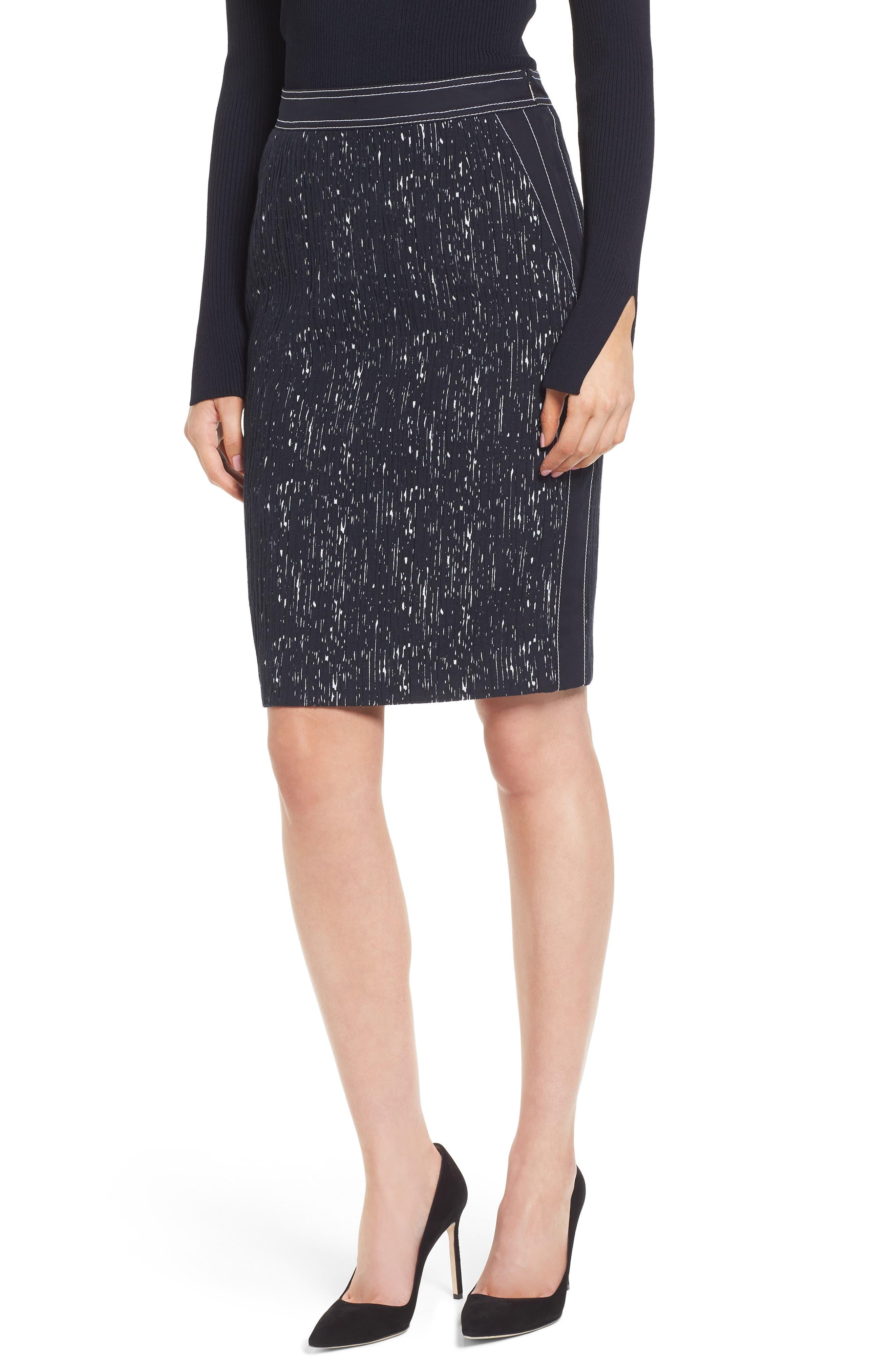 Veleara Pencil Skirt,                         Main,                         color,