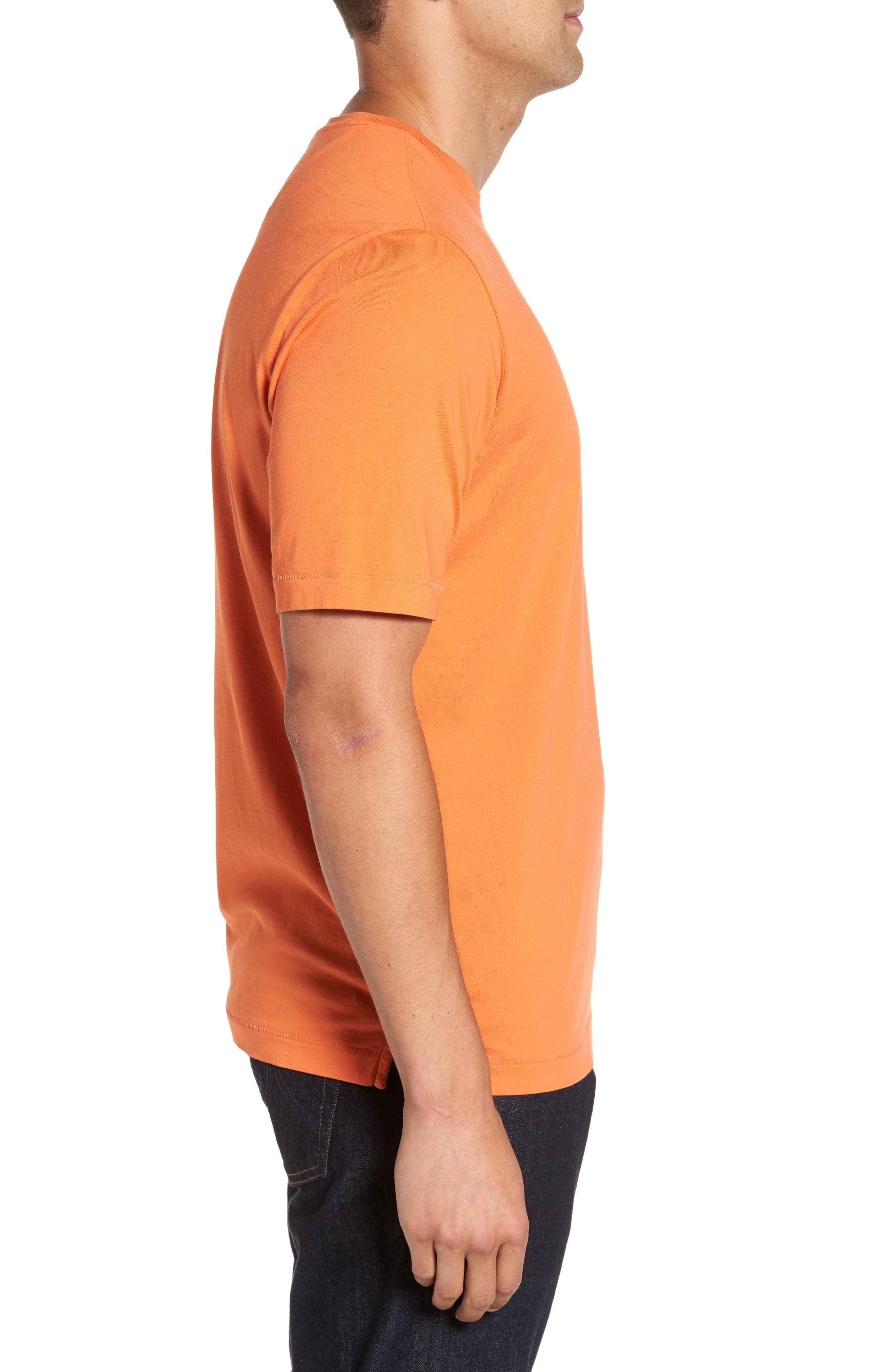 New Bali Sky Pima Cotton Pocket T-Shirt,                             Alternate thumbnail 84, color,