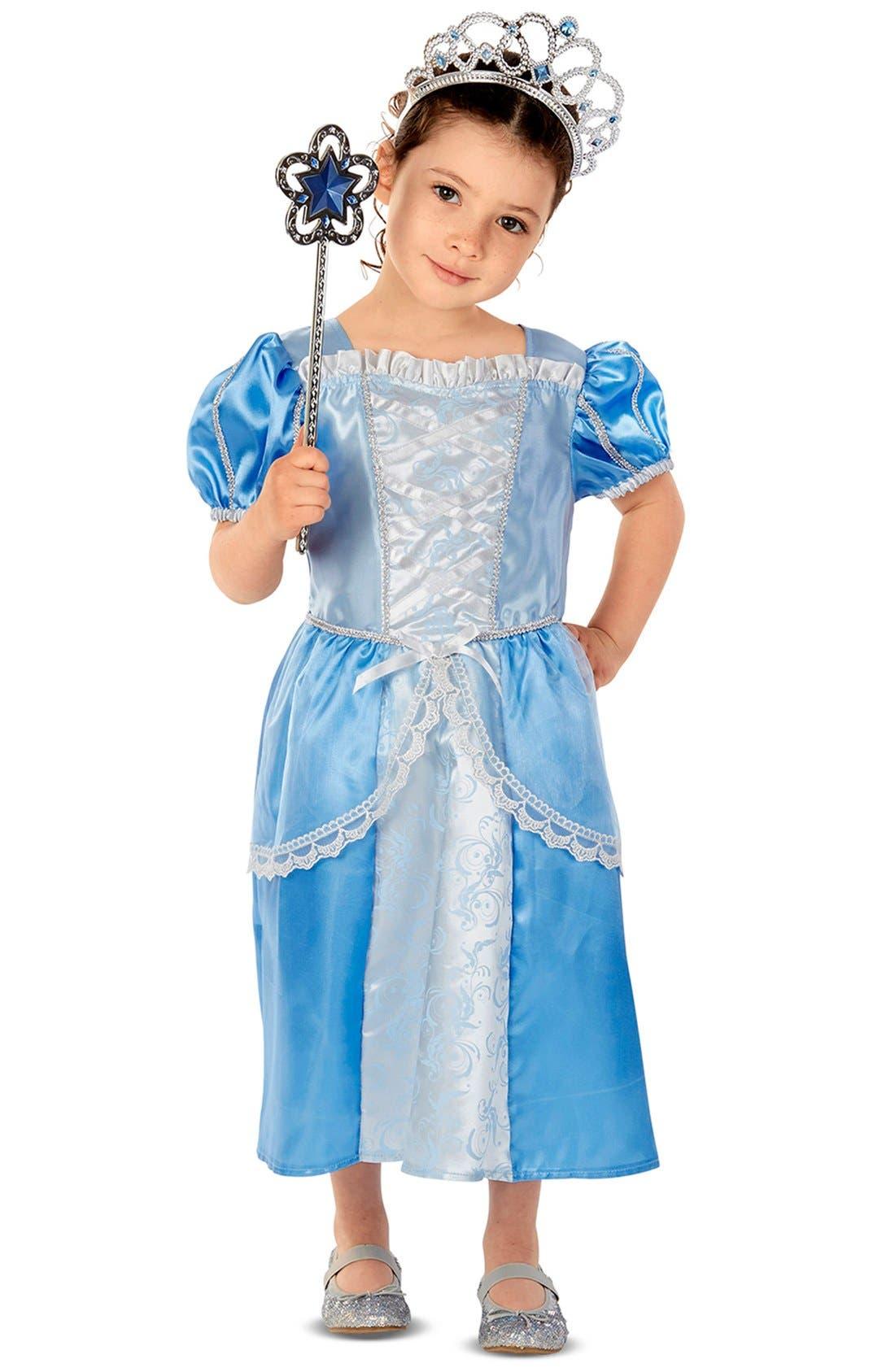 Royal Princess Role Play Set,                             Main thumbnail 1, color,                             BLUE