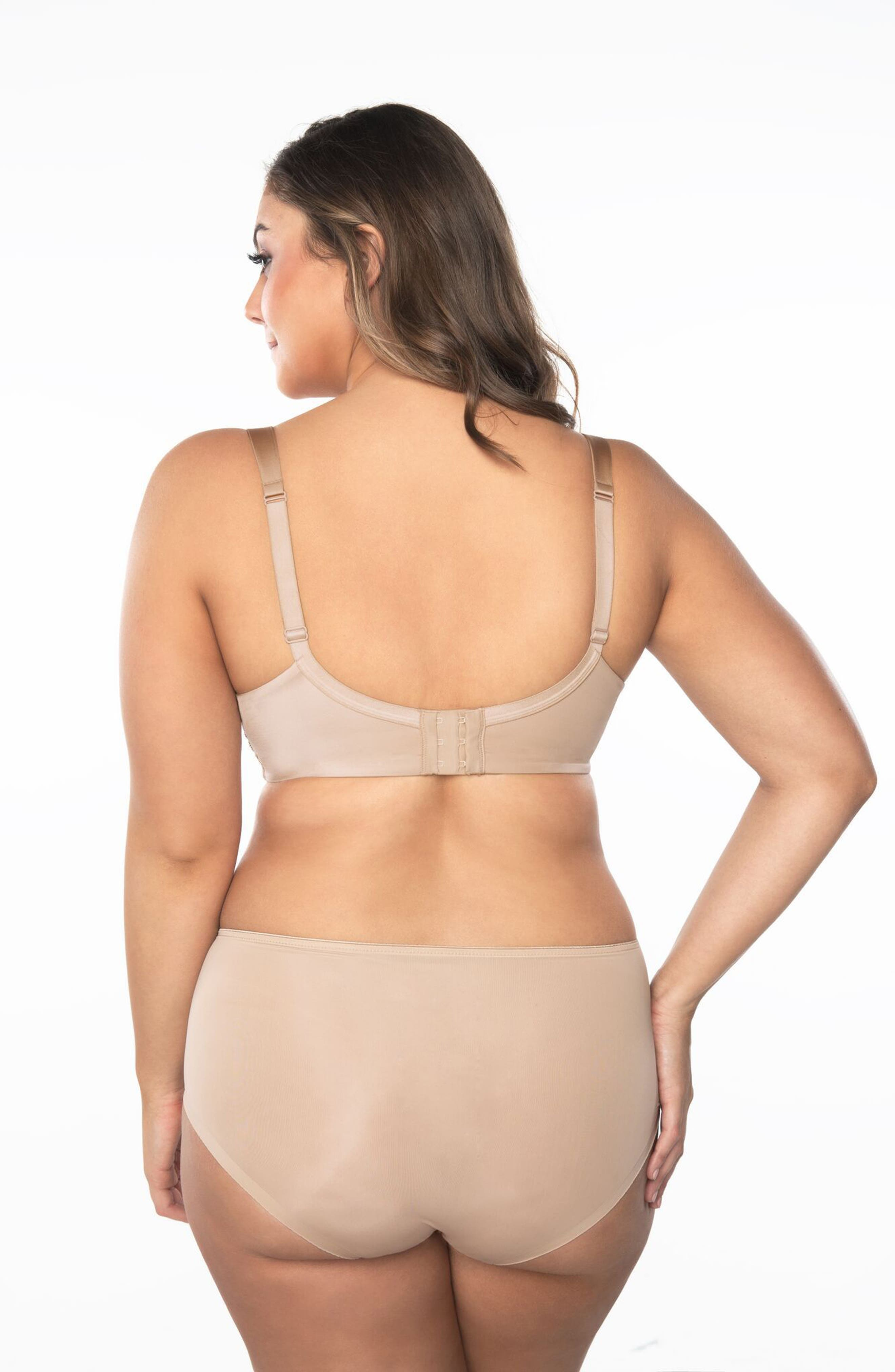 Everyday Glamour Underwire Bra,                             Alternate thumbnail 10, color,