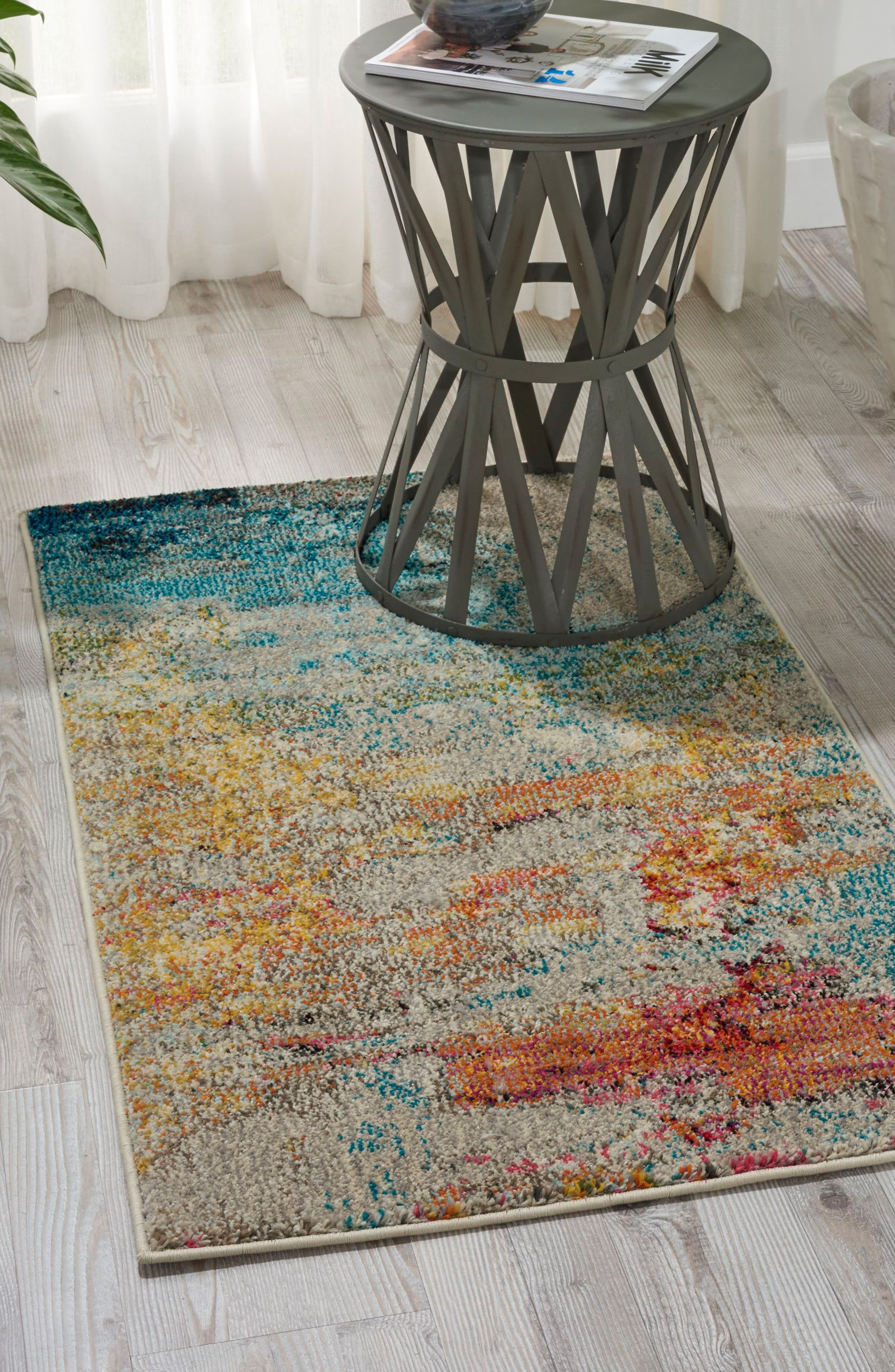 Celestial Rug,                             Alternate thumbnail 13, color,                             400