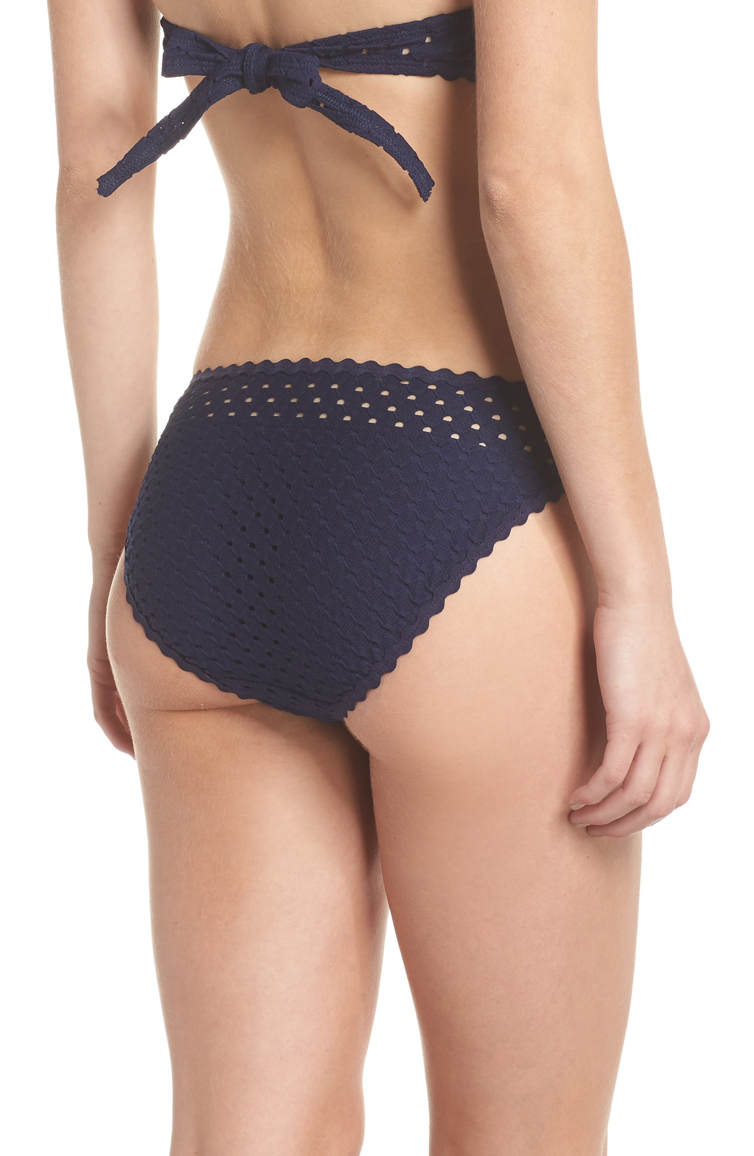 Side Tie Bikini Bottoms,                             Alternate thumbnail 2, color,                             410