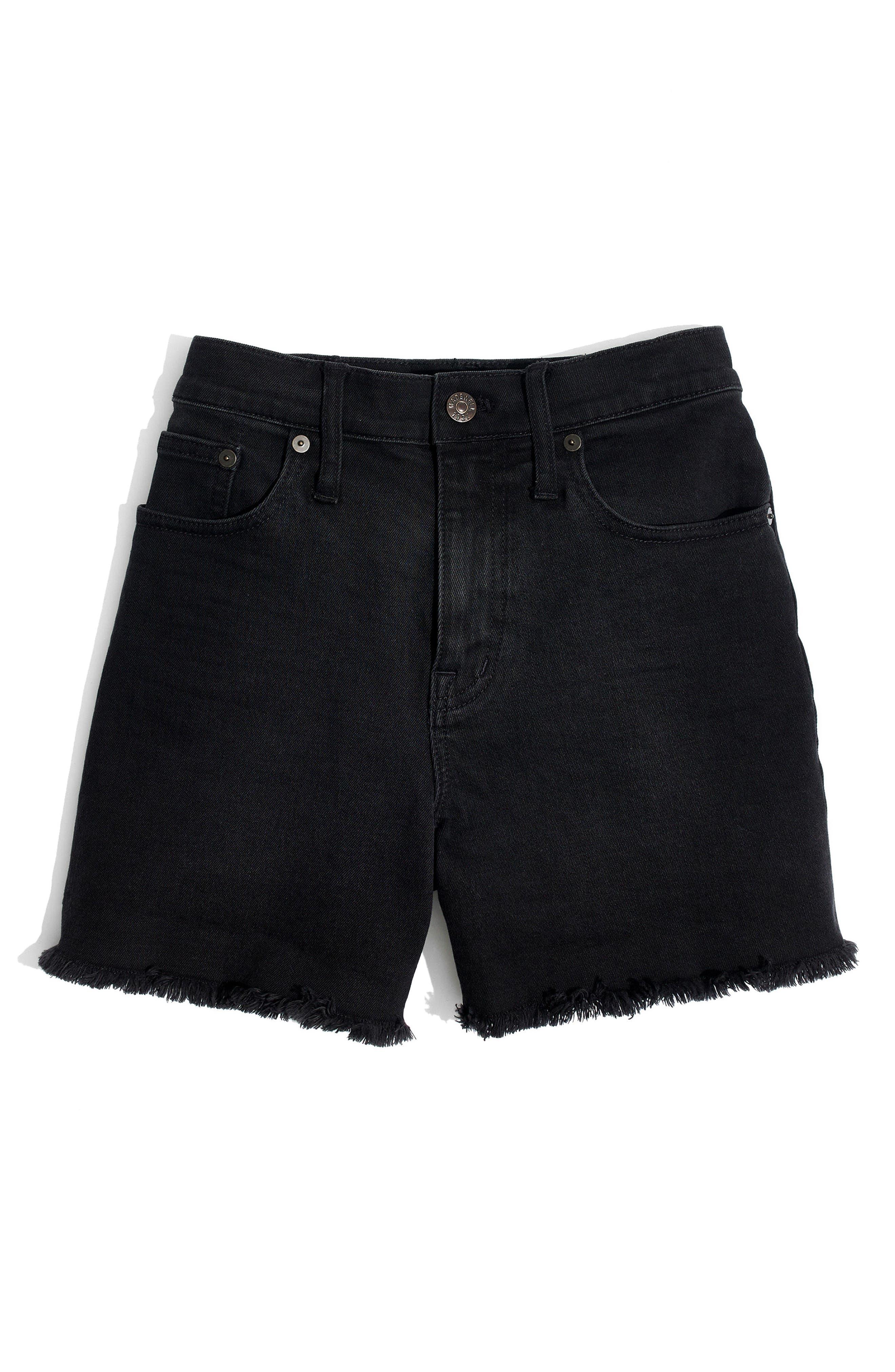 The Perfect Jean Shorts,                             Alternate thumbnail 3, color,                             LUNAR