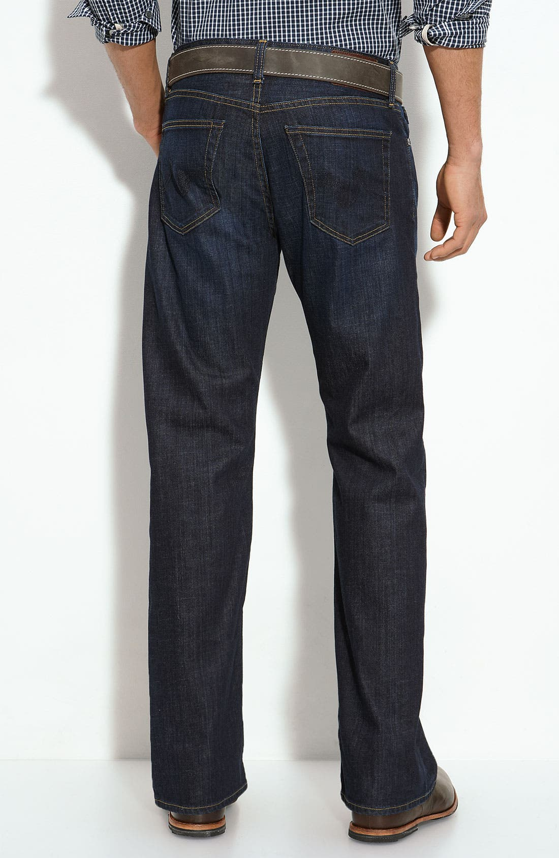 Jeans 'Hero' Relaxed Fit Jeans, Main, color, 403