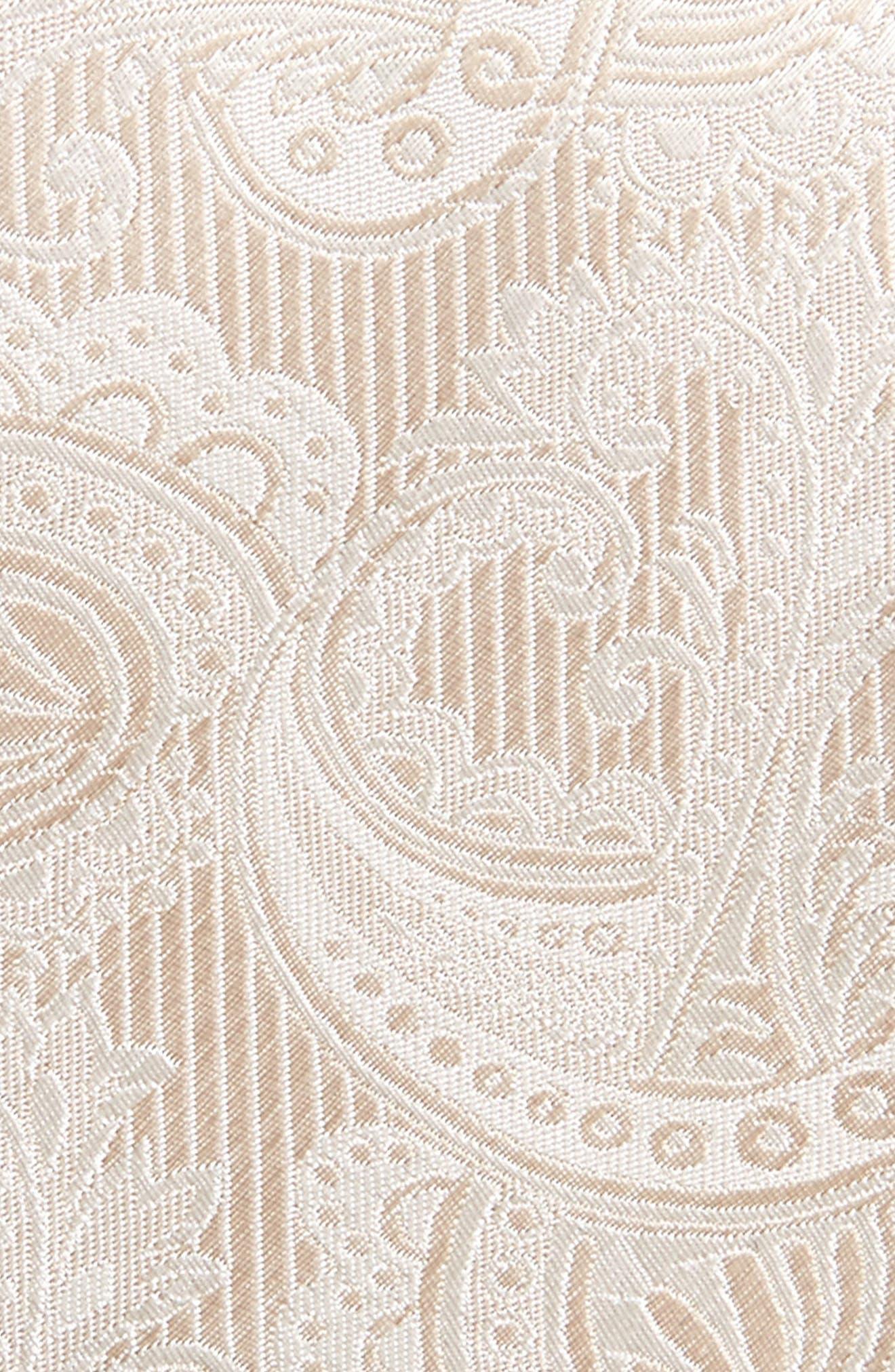 Paisley Silk Tie,                             Alternate thumbnail 2, color,                             270