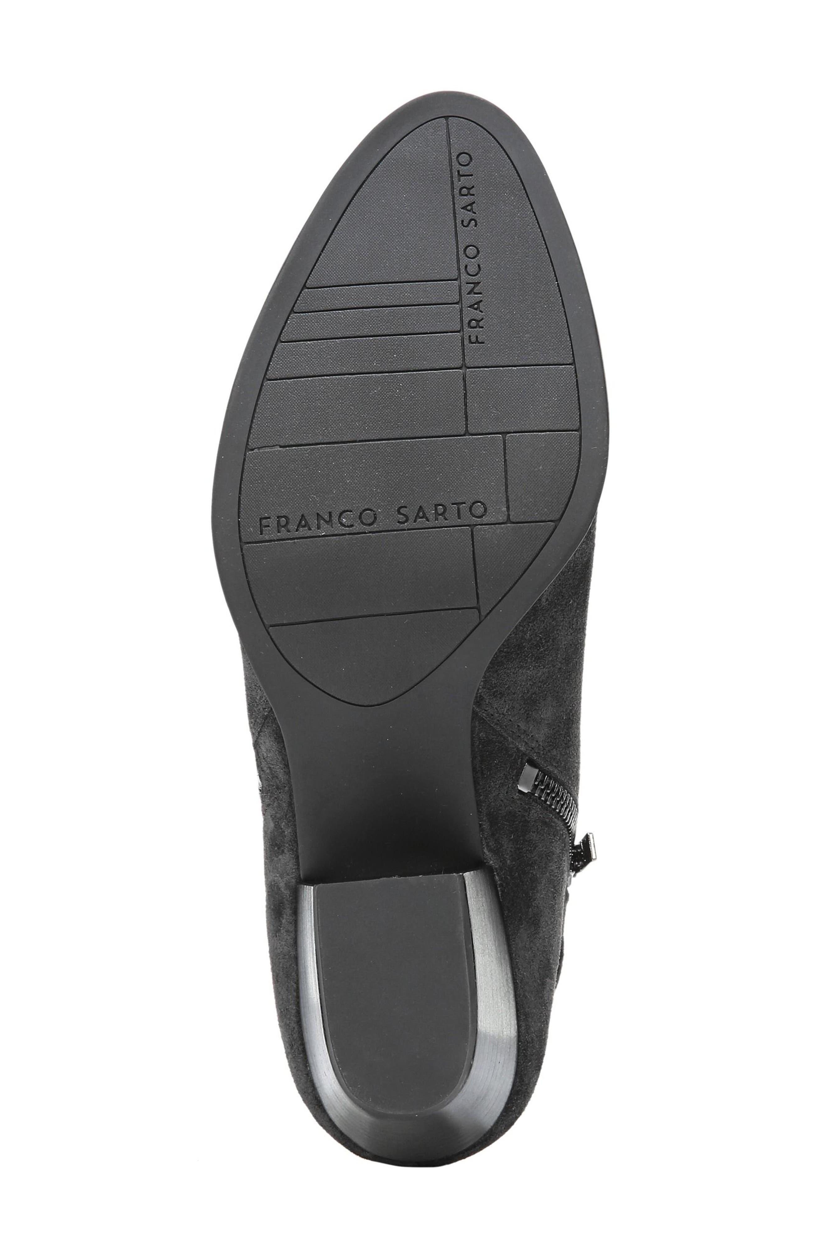 'Granite' Block Heel Bootie,                             Alternate thumbnail 43, color,