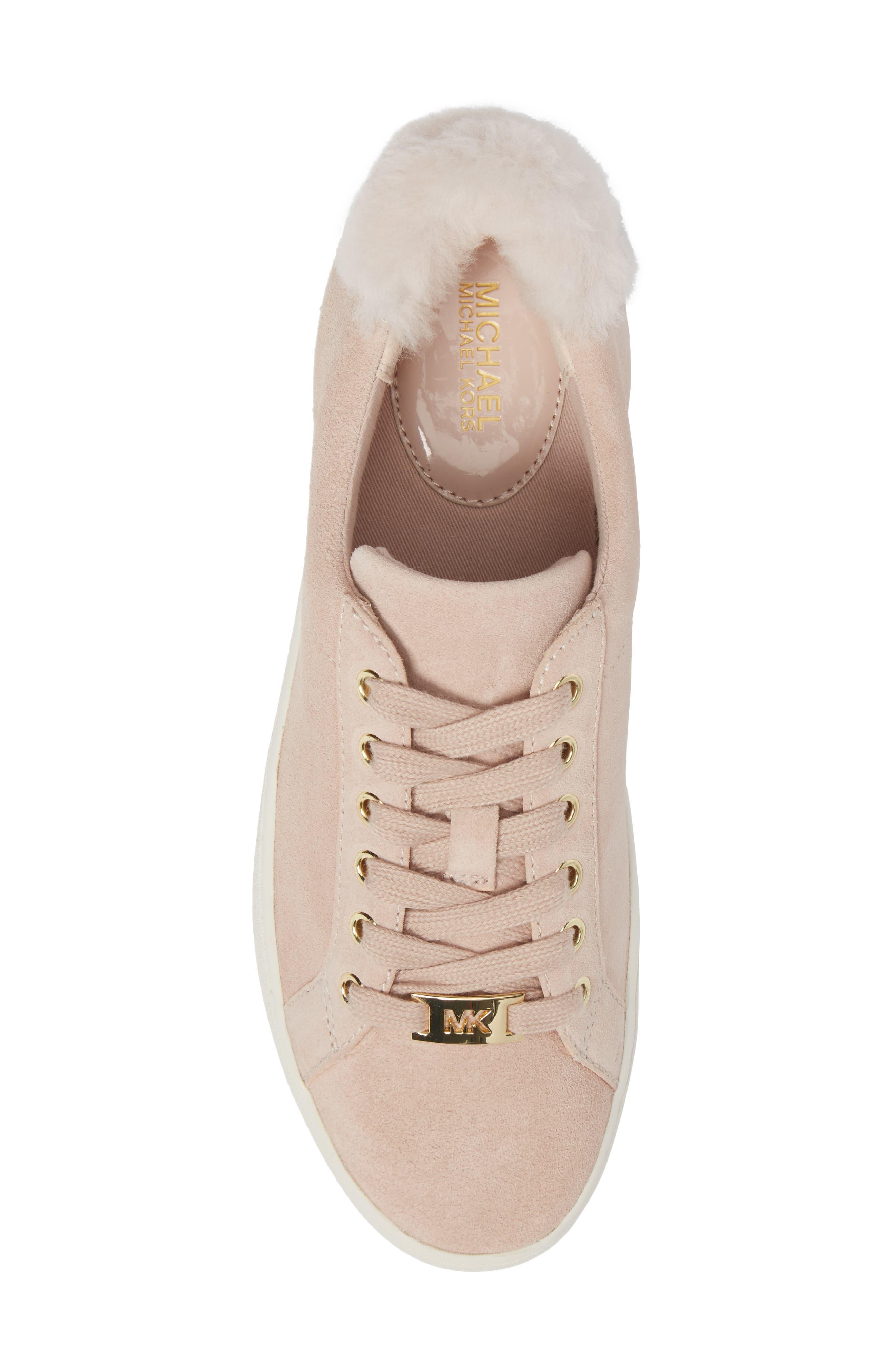 Poppy Platform Sneaker,                             Alternate thumbnail 5, color,                             651