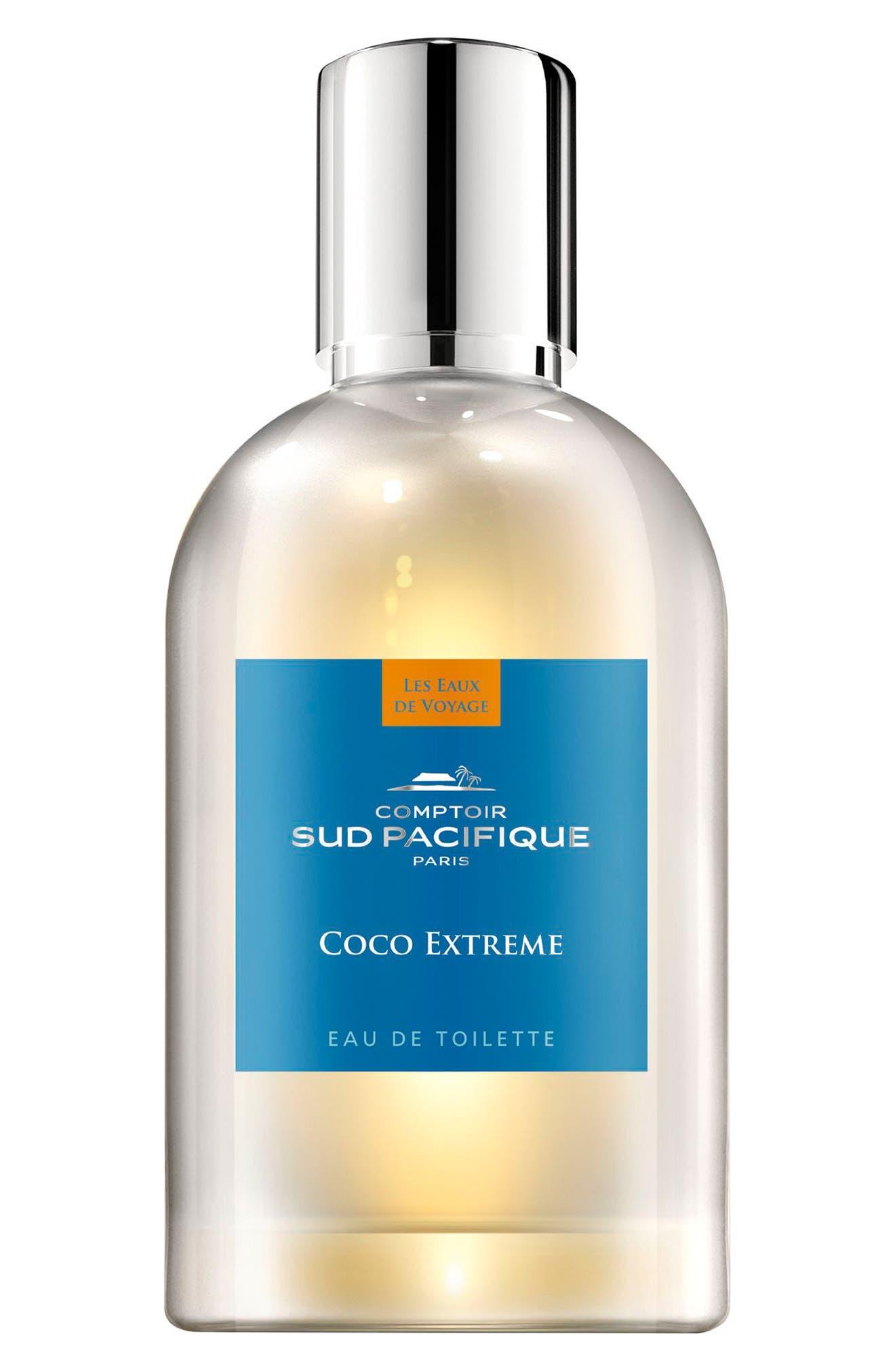 'Coco Extreme' Eau de Toilette,                             Main thumbnail 1, color,                             NO COLOR