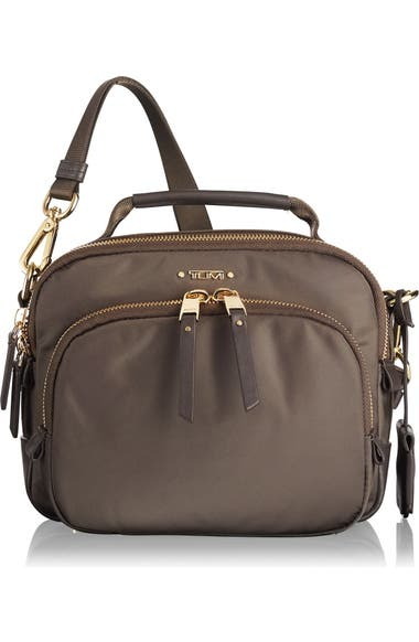 4421837548 Tumi Voyageur Troy Nylon Crossbody Bag