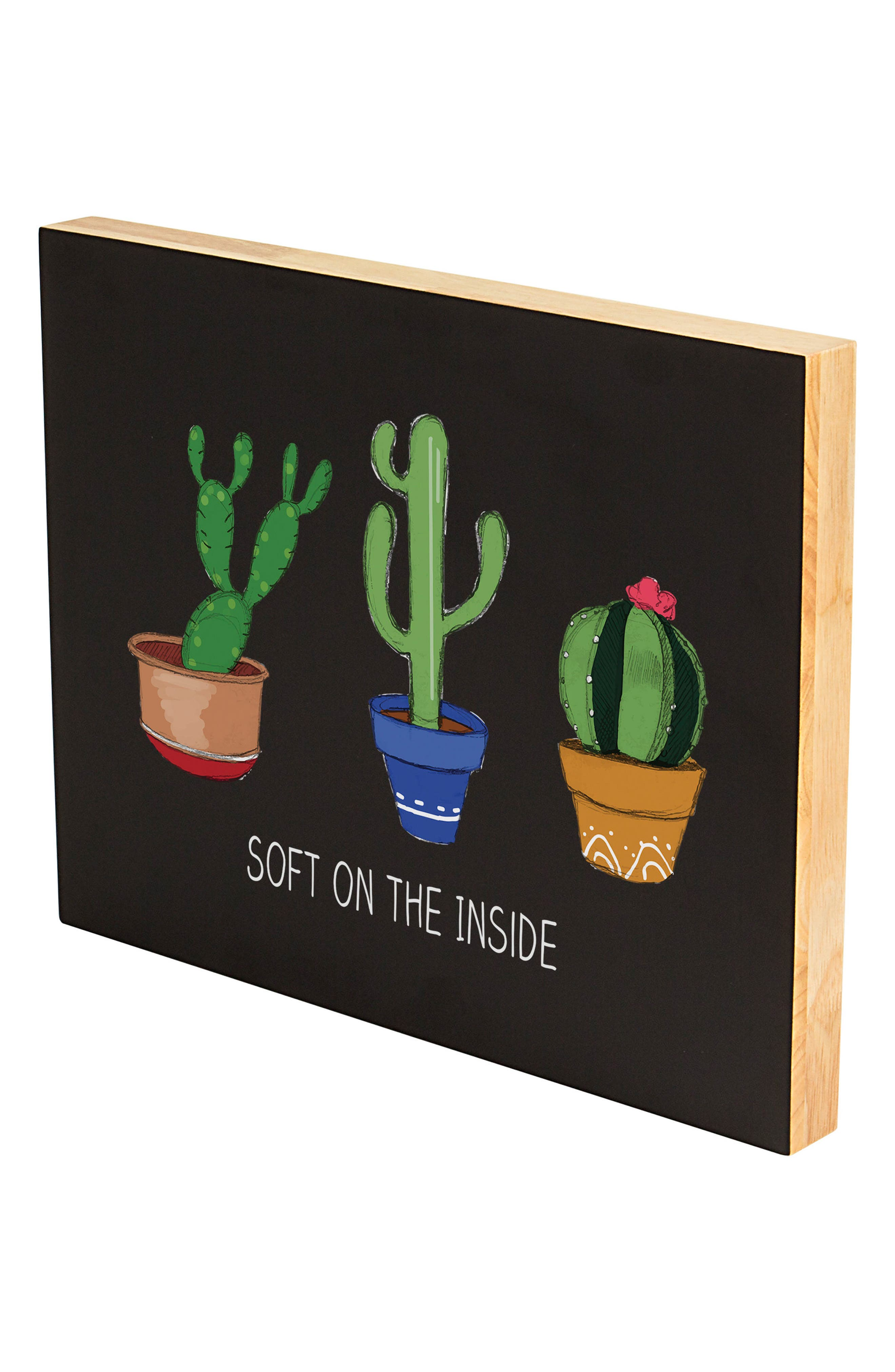 Cactus Chalkboard,                             Alternate thumbnail 2, color,