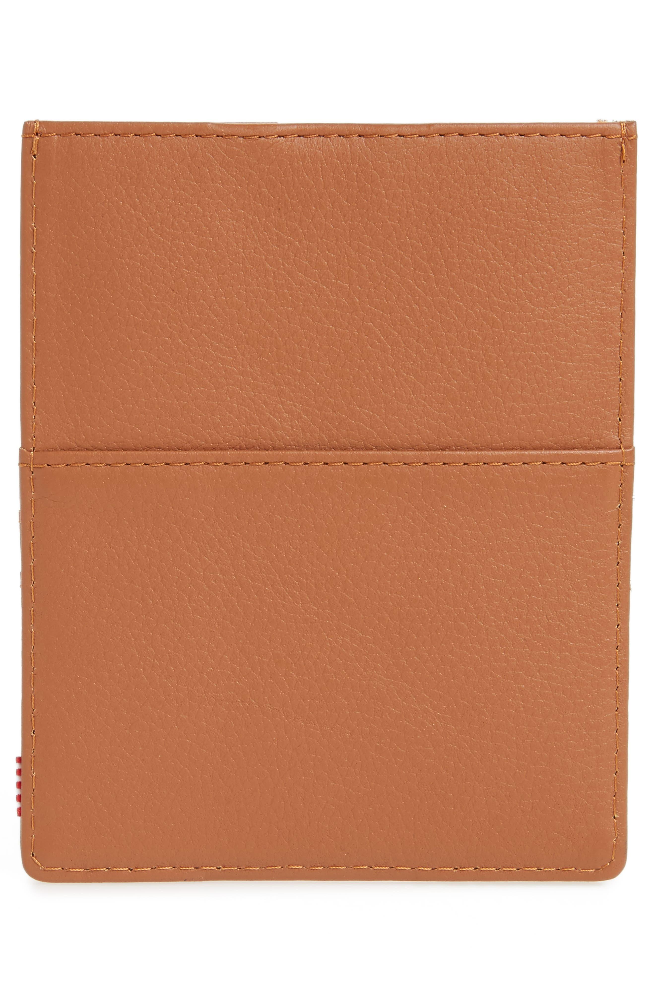 Eugene Leather Card Case,                             Alternate thumbnail 2, color,                             210