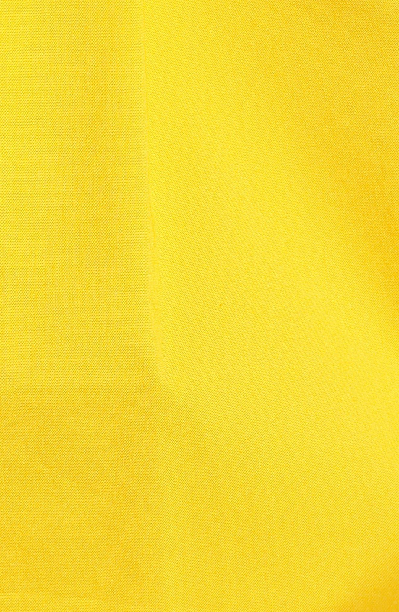 Sleeveless Shirtdress,                             Alternate thumbnail 21, color,
