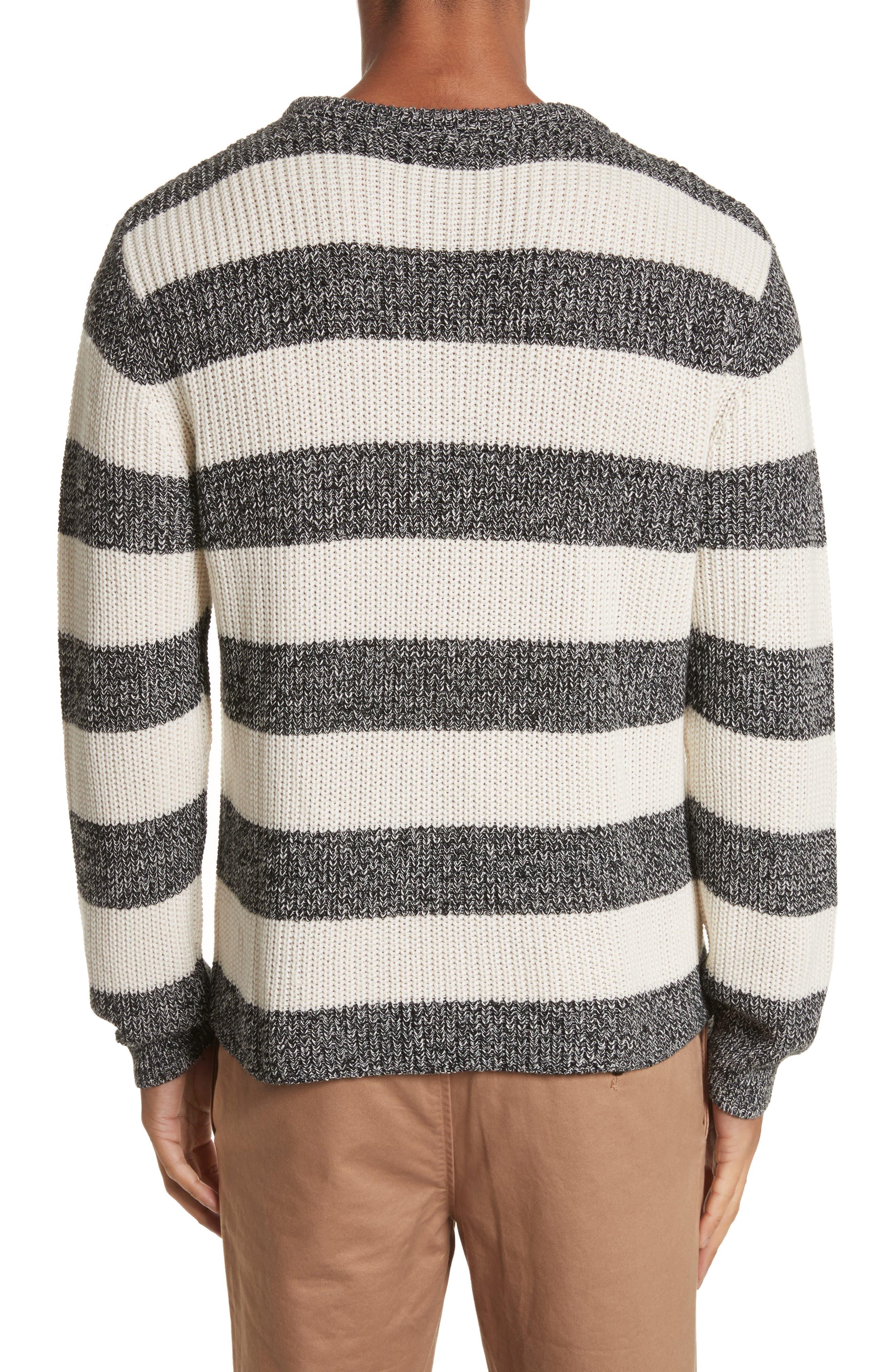 Lee Stripe Crewneck Sweater,                             Alternate thumbnail 2, color,                             101