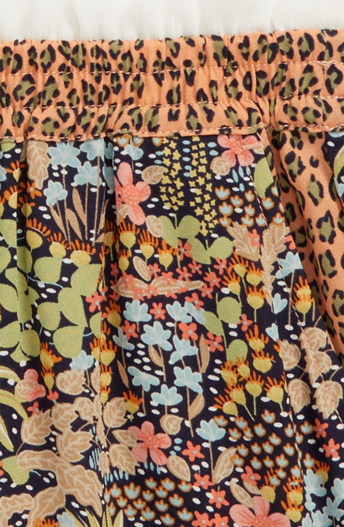Jungle Print Shorts,                             Alternate thumbnail 2, color,                             950