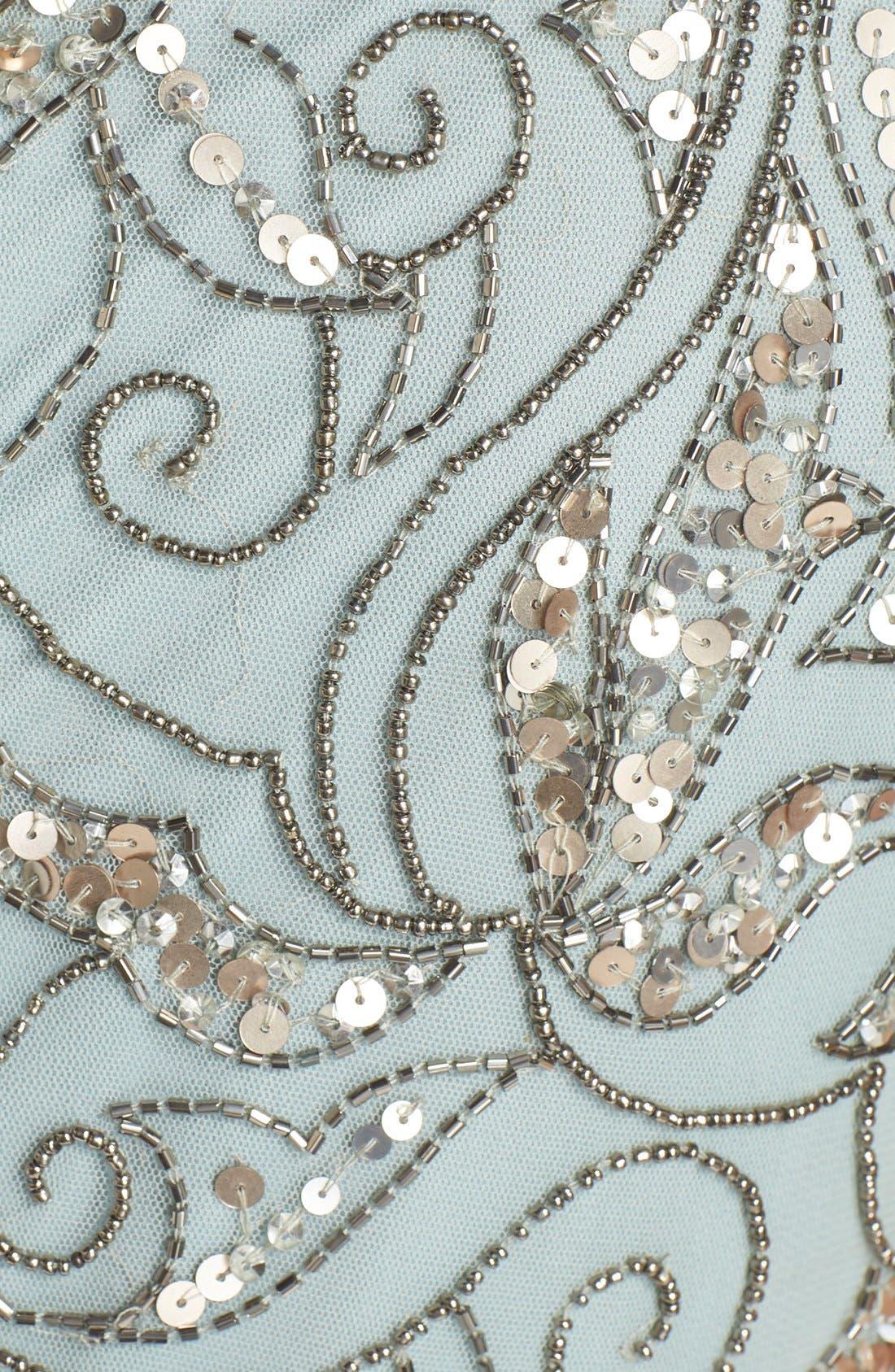 Mermaid Gown,                             Alternate thumbnail 24, color,