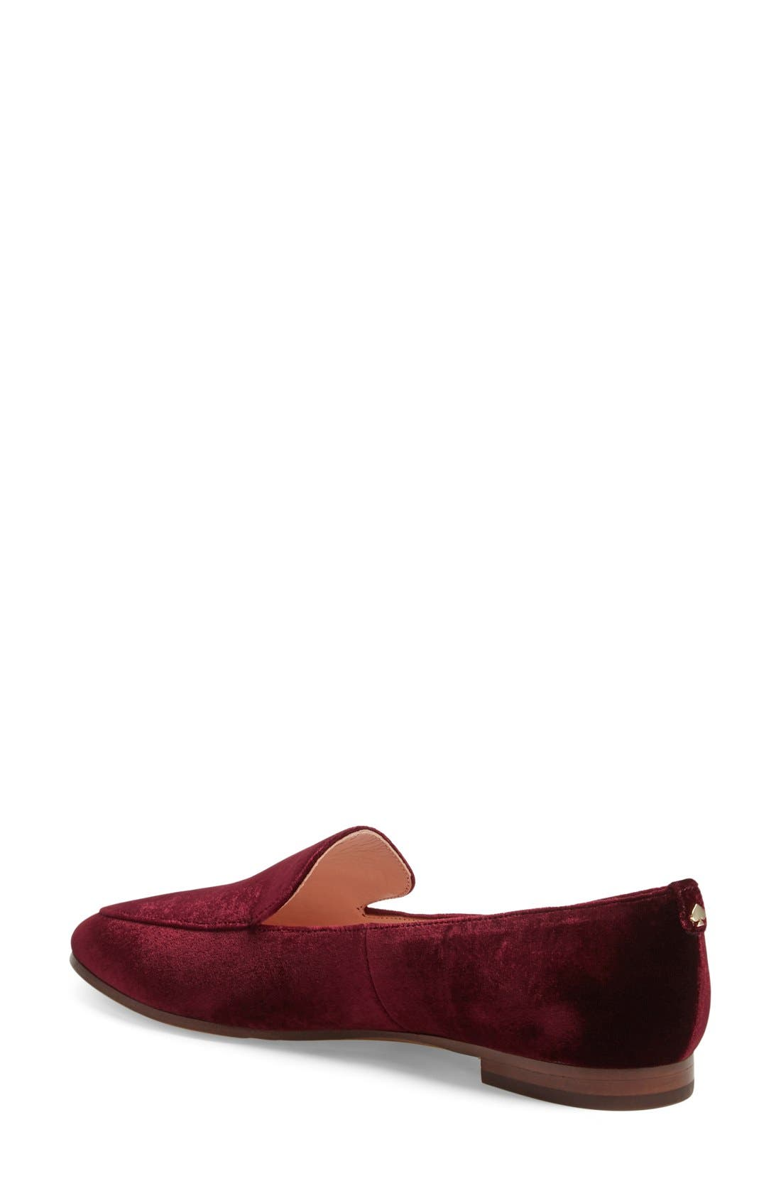 'carima' loafer flat,                             Alternate thumbnail 34, color,