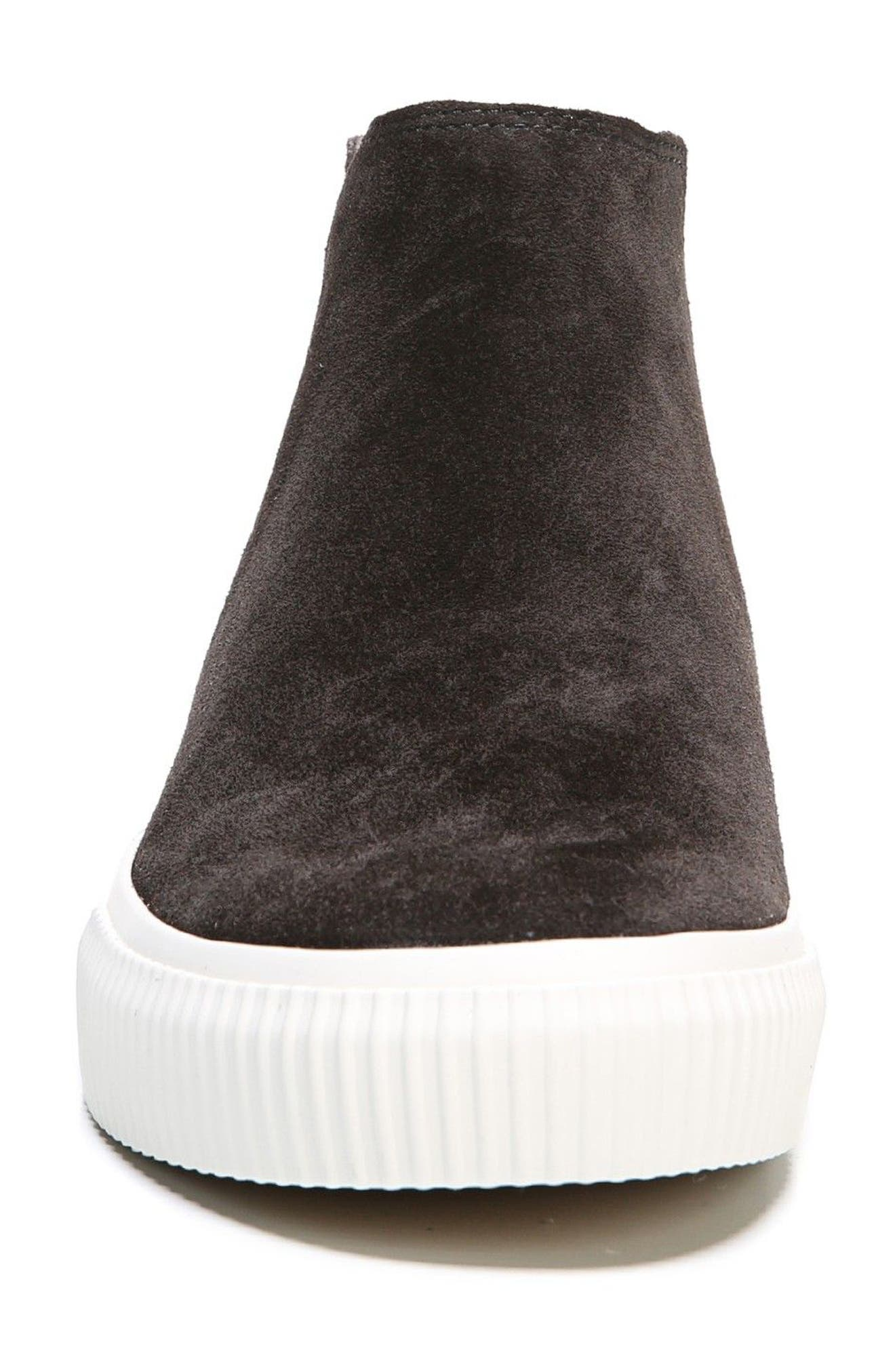 Kelowna High Top Chelsea Sneaker,                             Alternate thumbnail 3, color,                             020