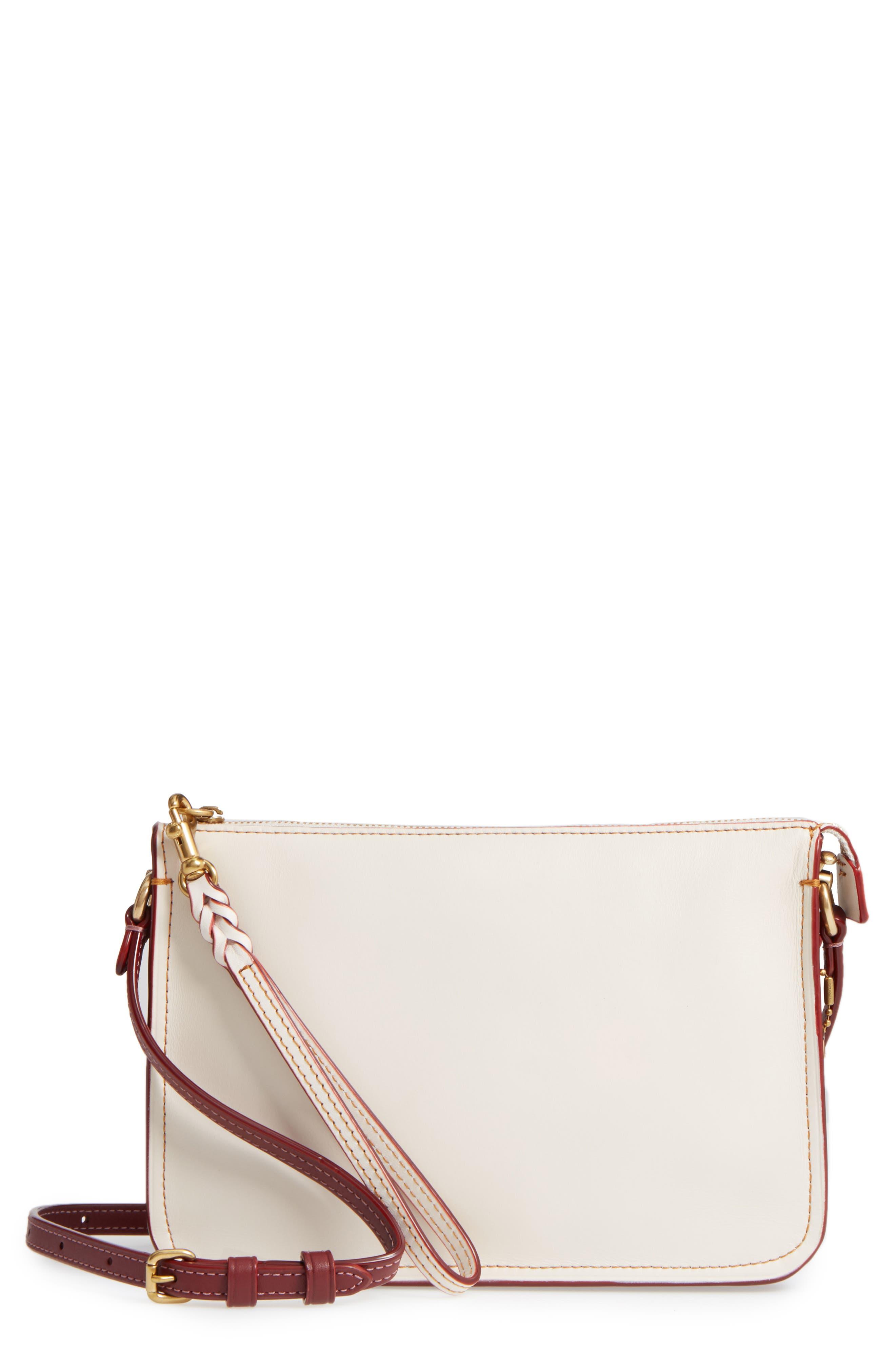 Colorblock Soho Leather Crossbody Bag,                         Main,                         color, 250
