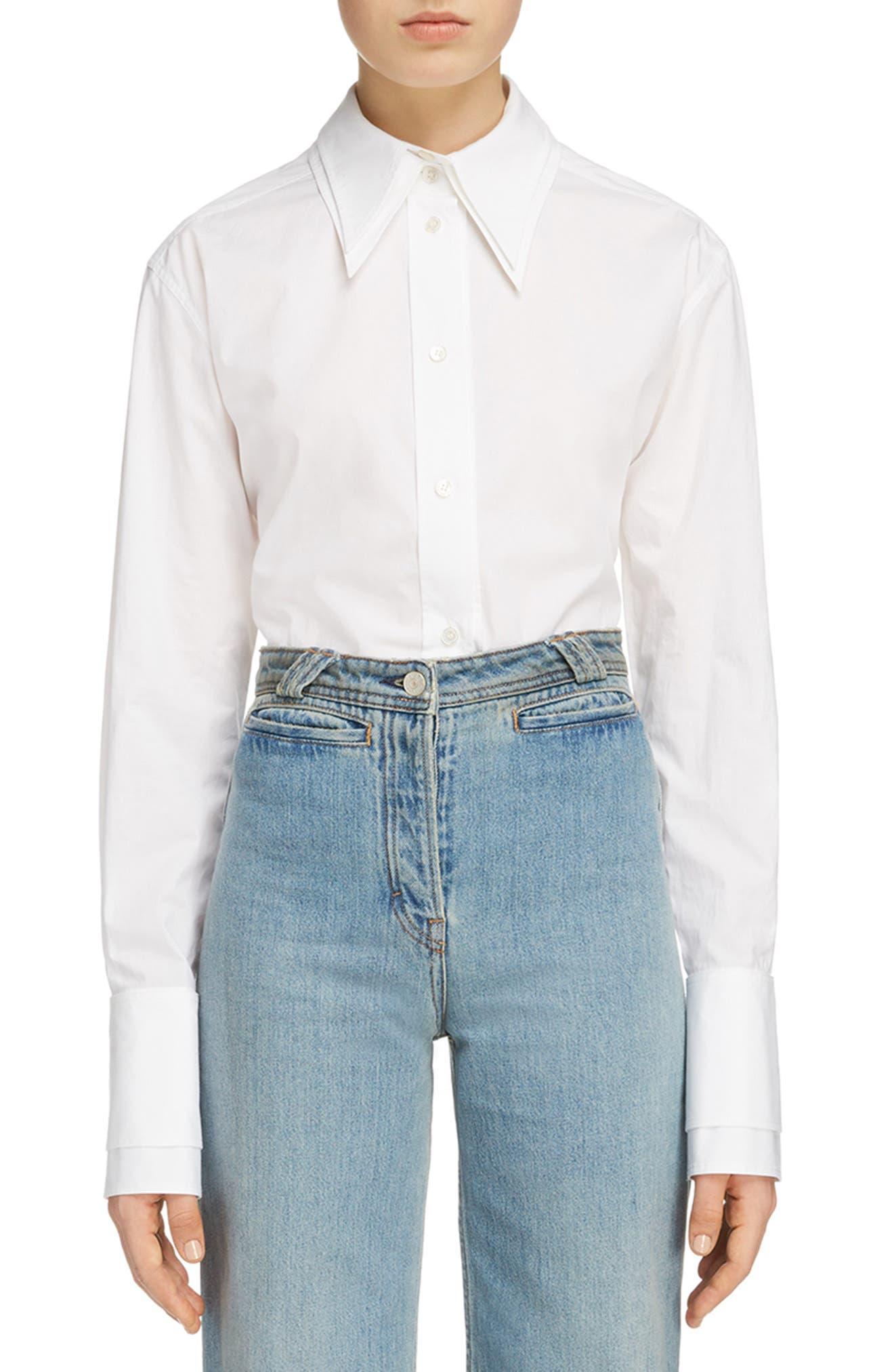 Roline Shirt,                         Main,                         color, 100