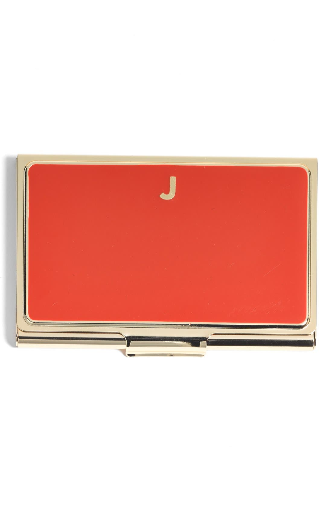 'one in a million' business card holder,                             Main thumbnail 13, color,