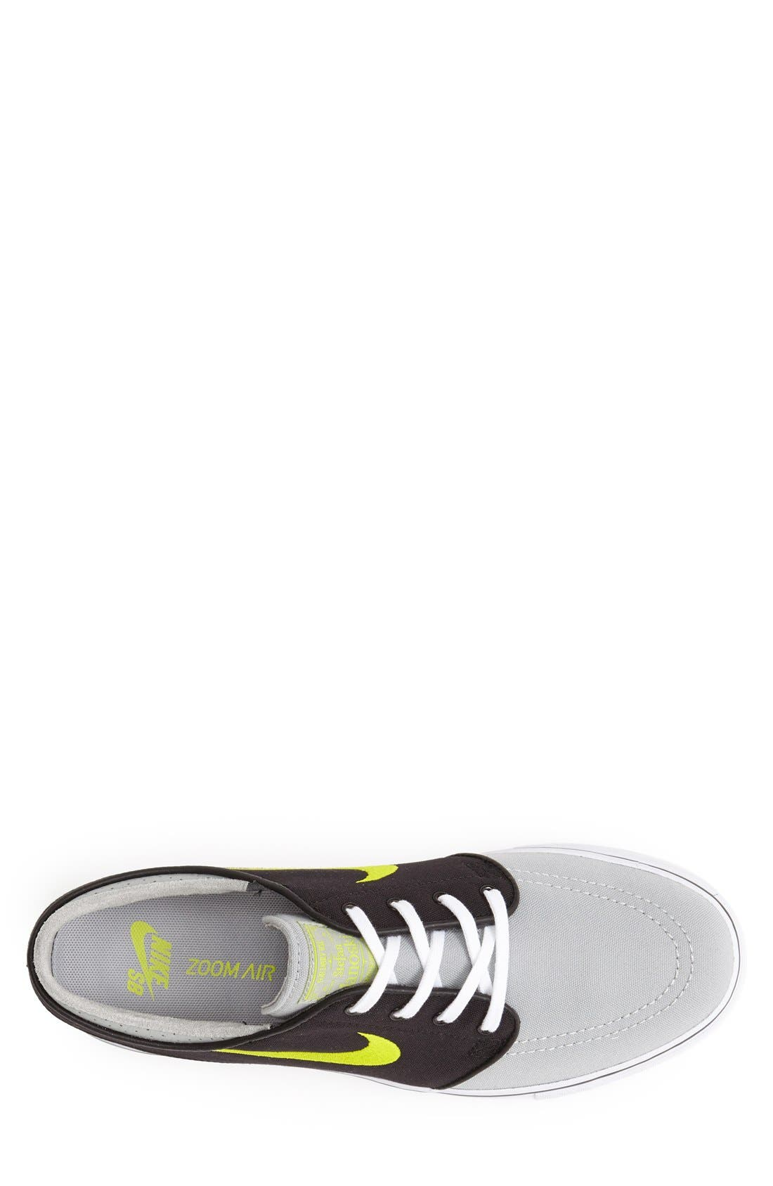 Zoom - Stefan Janoski SB Canvas Skate Shoe,                             Alternate thumbnail 59, color,