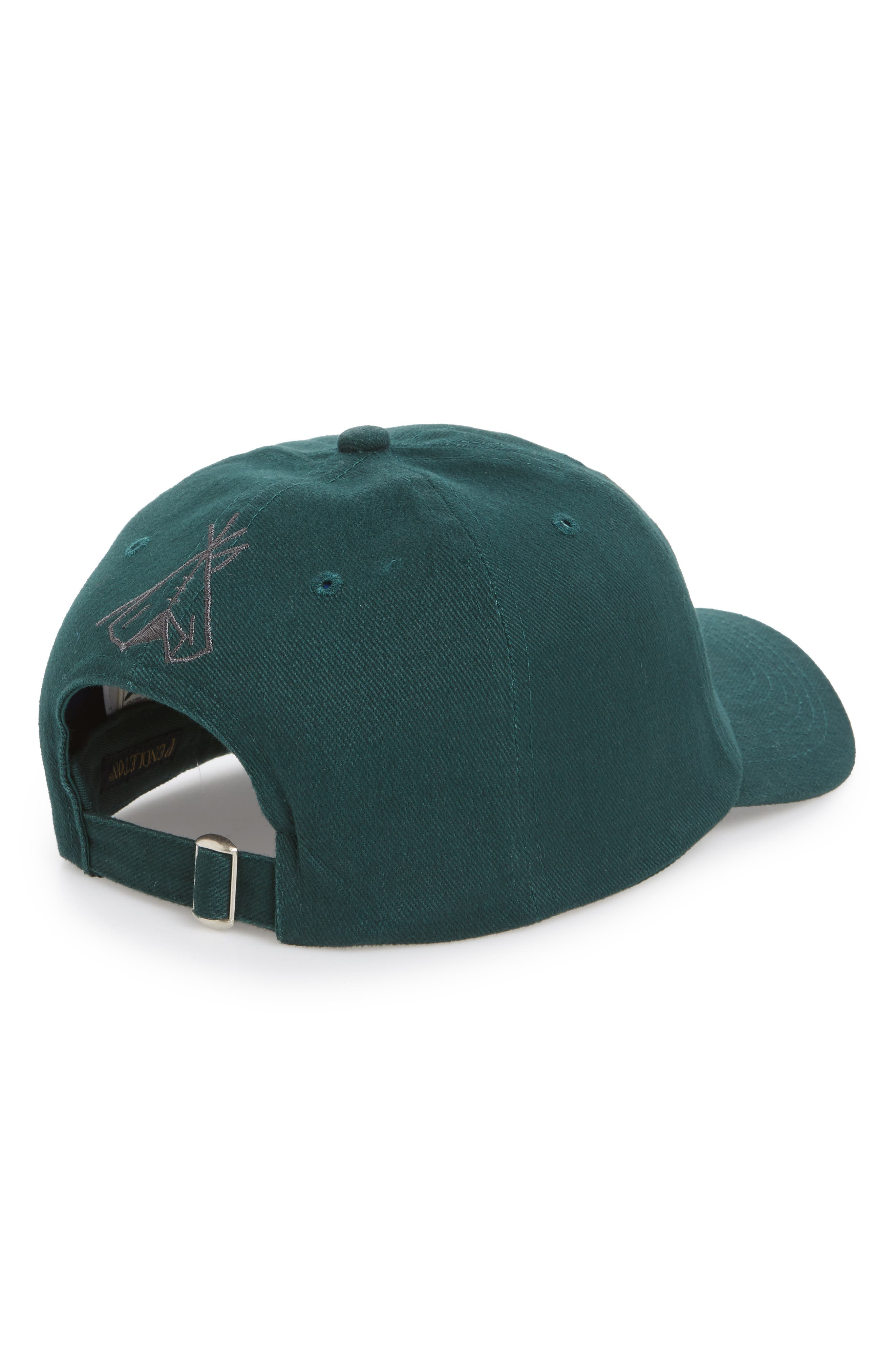 Embroidered Ball Cap,                             Alternate thumbnail 3, color,