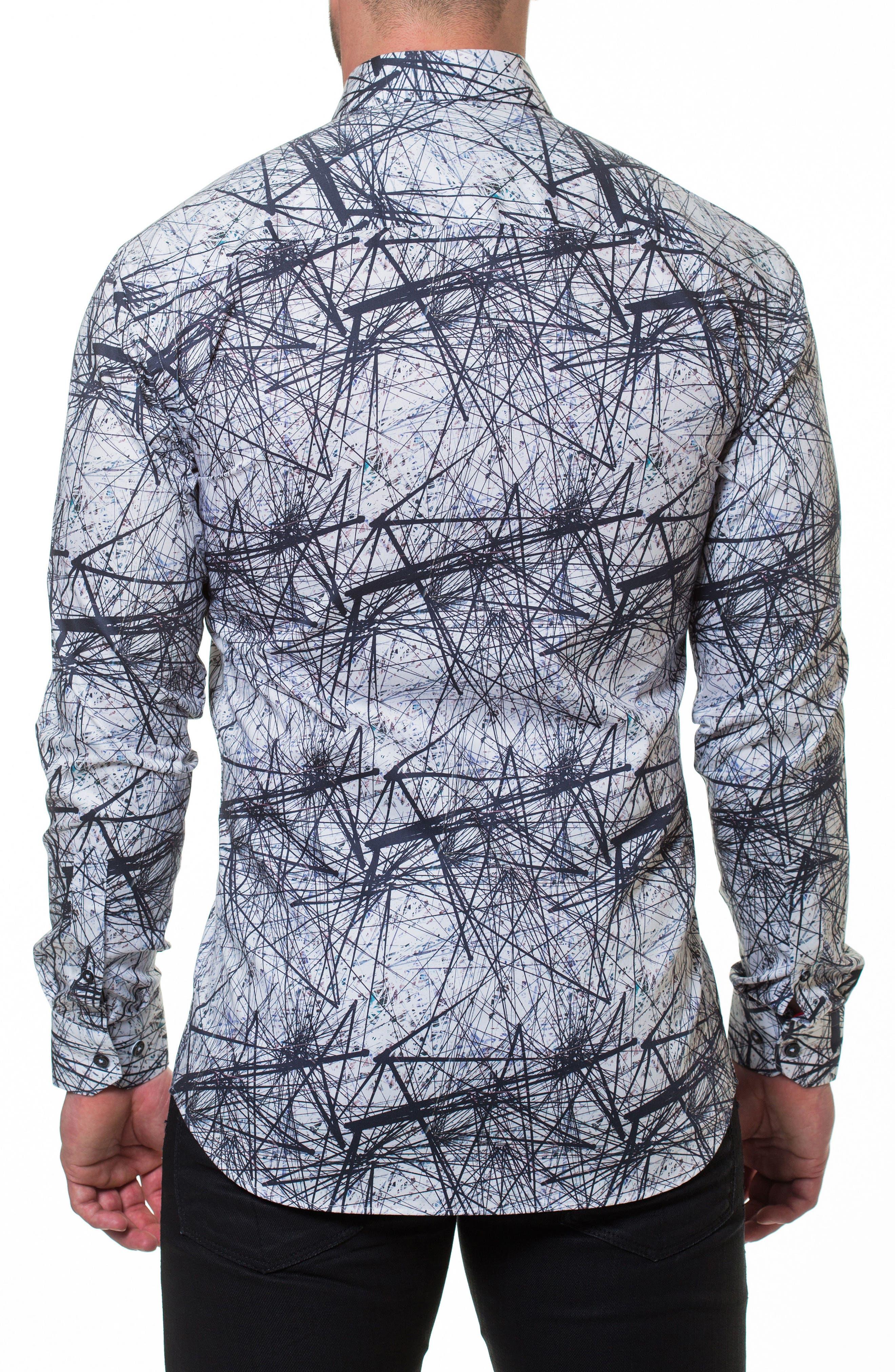 Luxor Nerve Sport Shirt,                             Alternate thumbnail 2, color,                             030