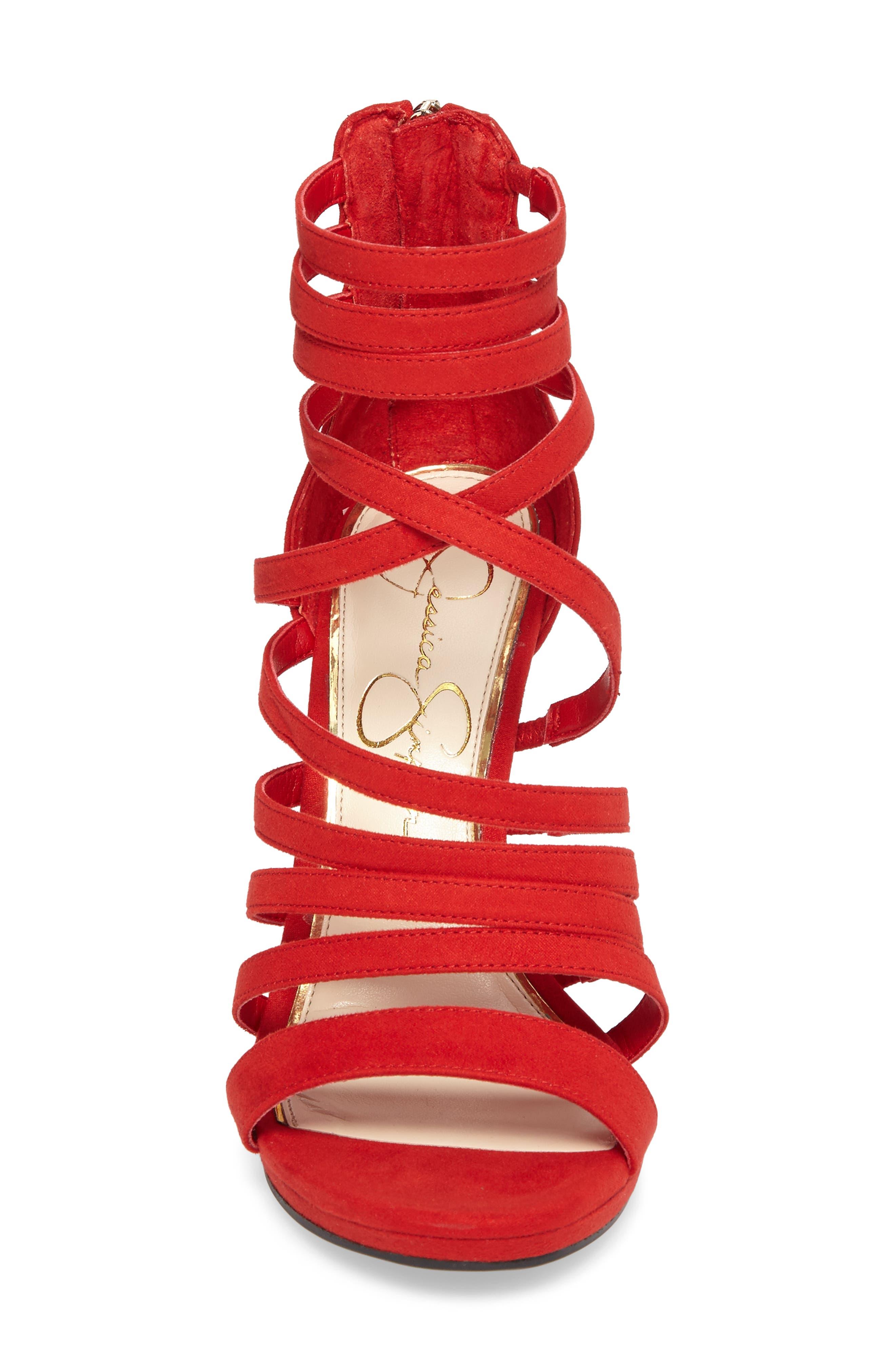 Palkaya Strappy Sandal,                             Alternate thumbnail 19, color,