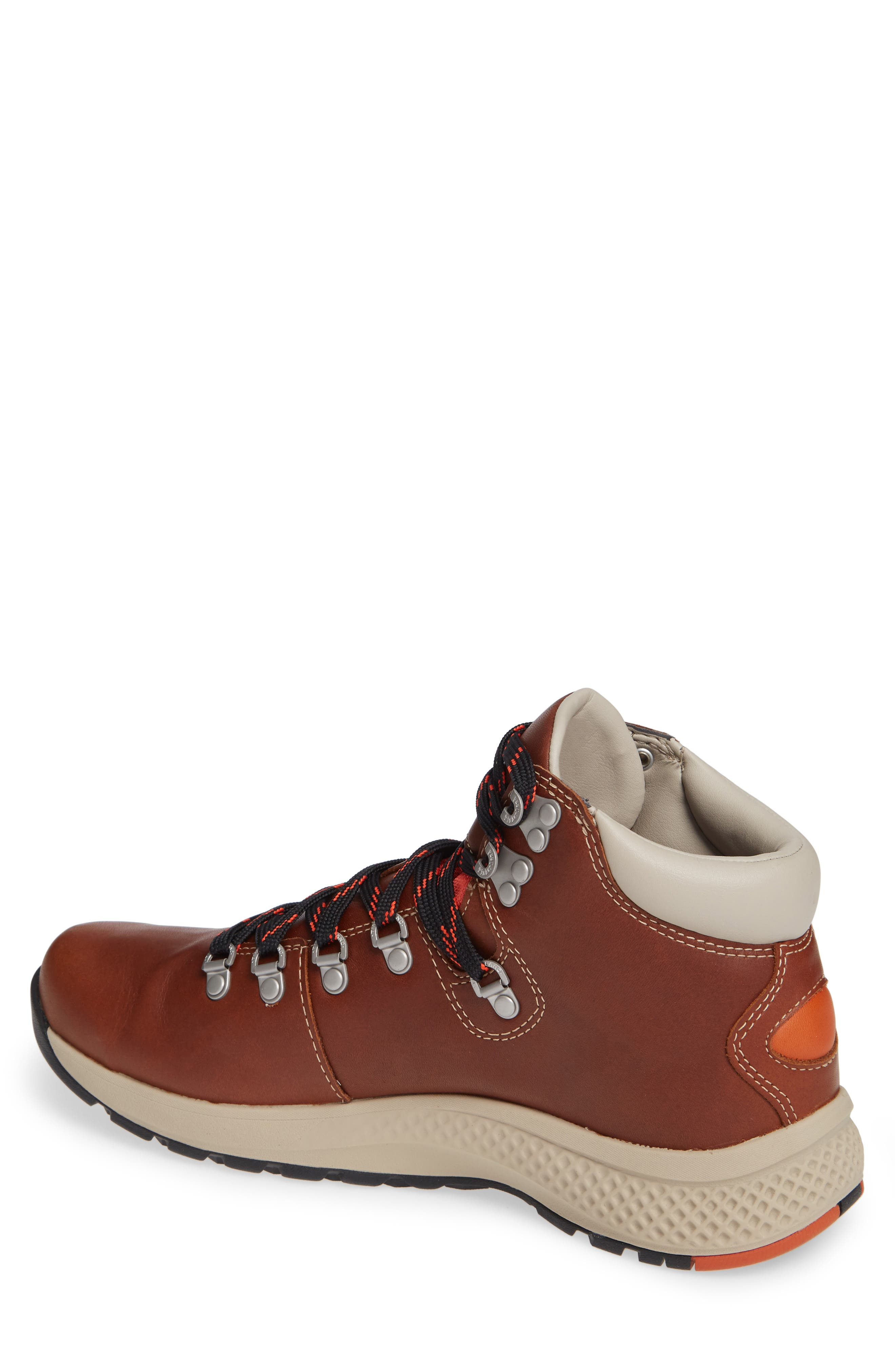 1978 Aerocore Waterproof Hiking Boot,                             Alternate thumbnail 2, color,                             BROWN LEATHER