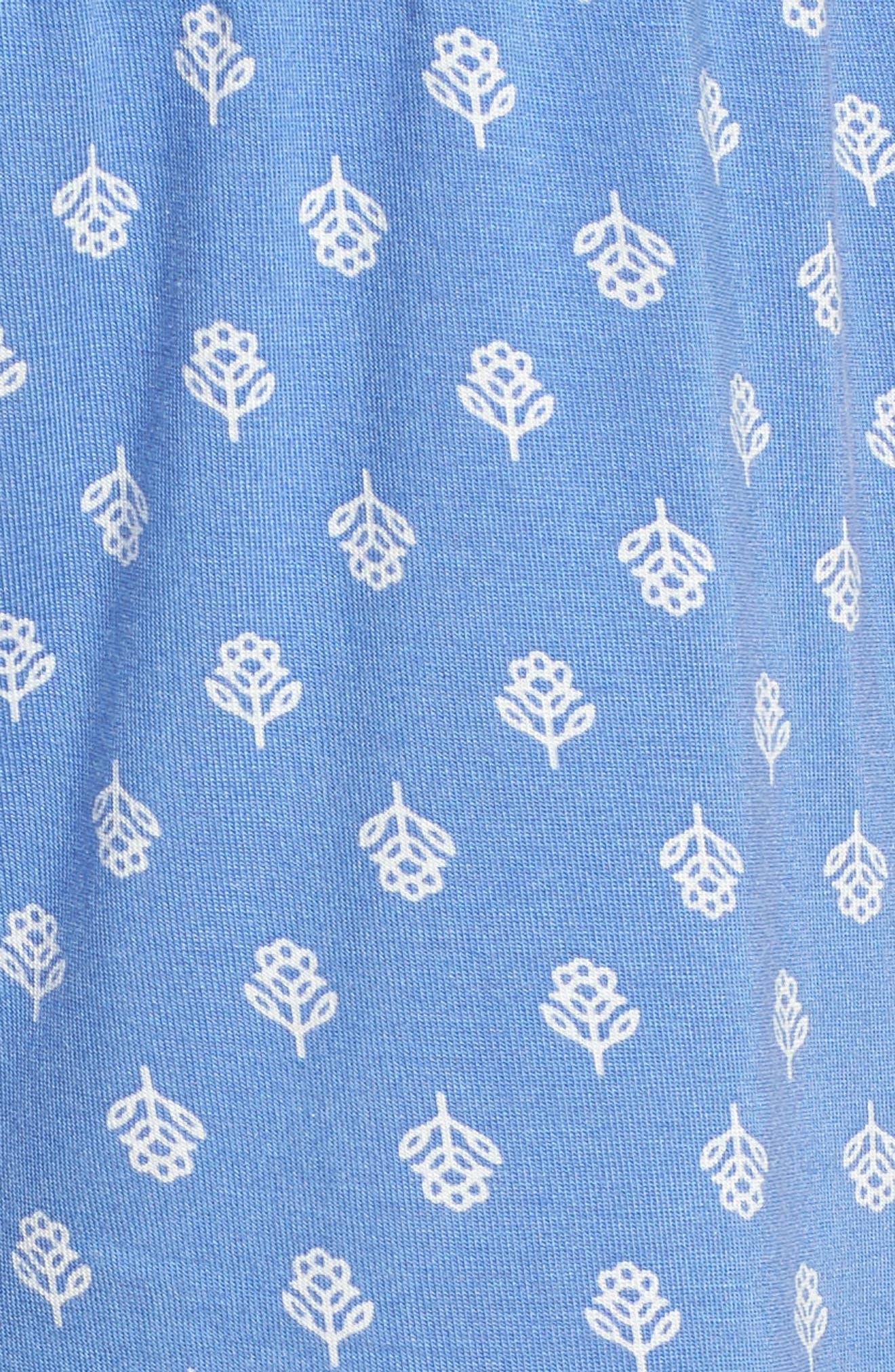Pajama Shorts,                             Alternate thumbnail 5, color,                             400