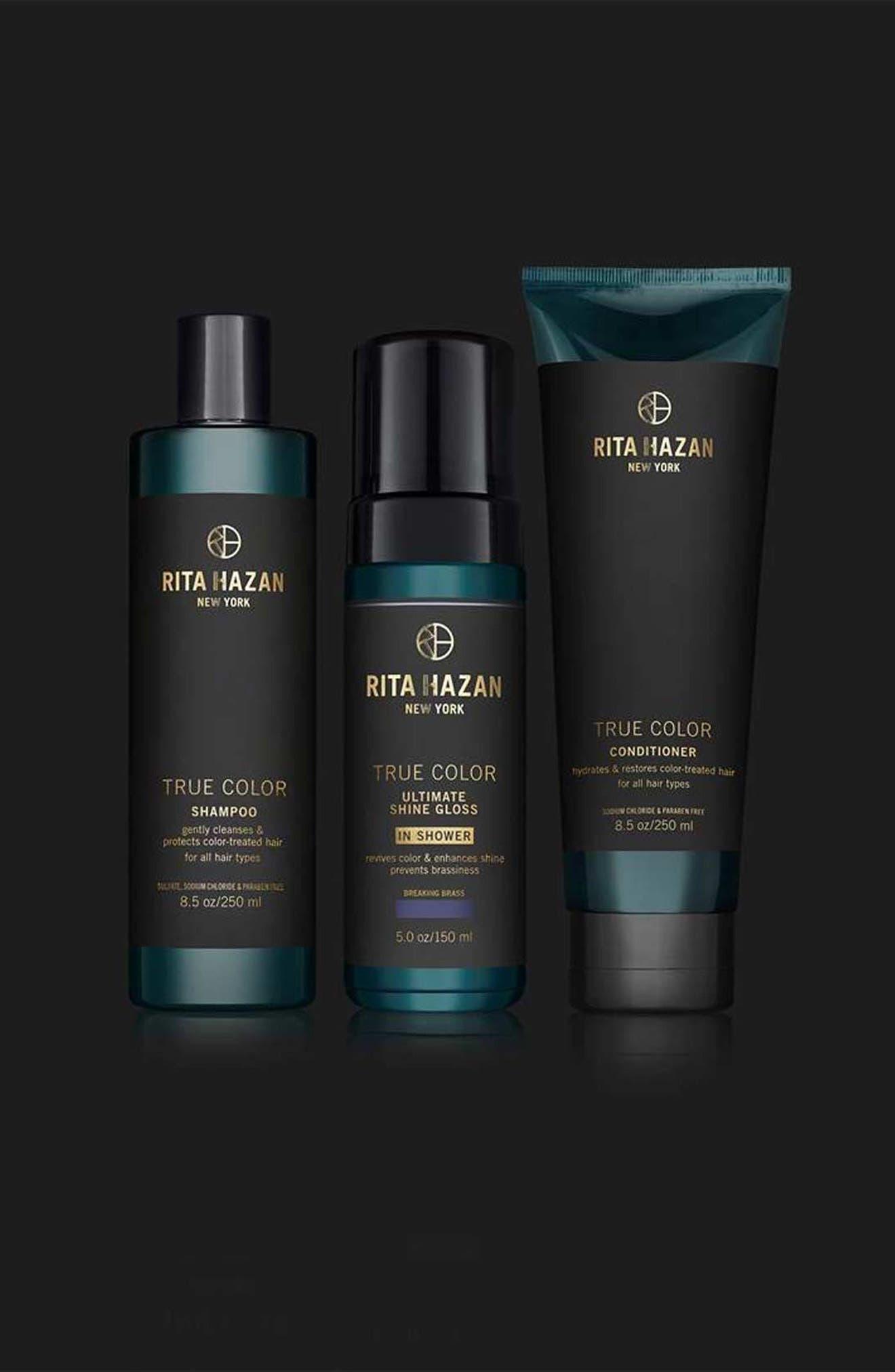 RITA HAZAN NEW YORK,                             'True Color' Shampoo,                             Alternate thumbnail 2, color,                             NO COLOR