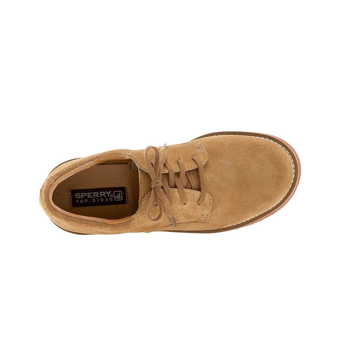 SPERRY KIDS,                             'Tevin' Oxford,                             Alternate thumbnail 2, color,                             DIRTY BUCK