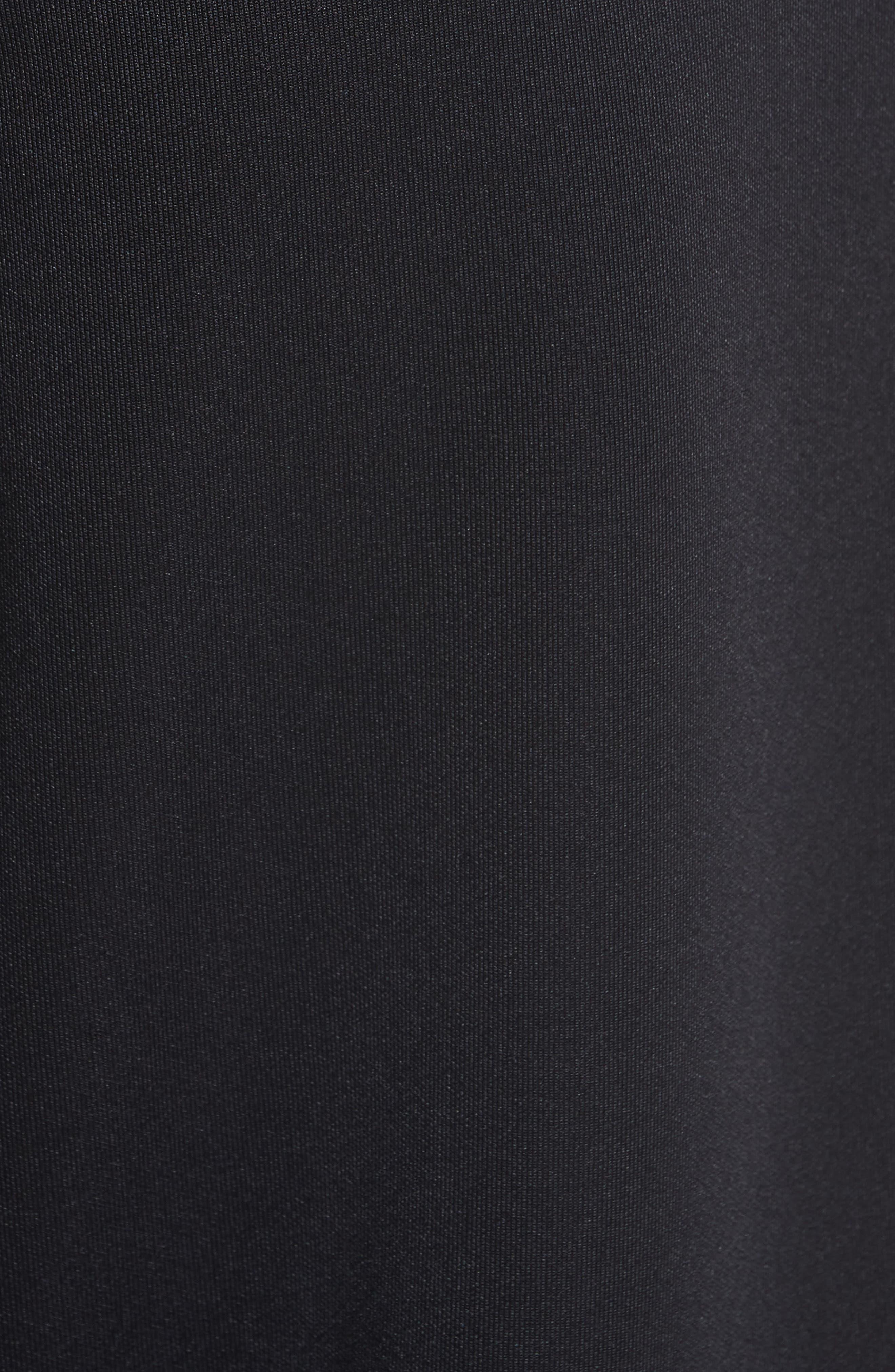 Stripe Jersey Track Pants,                             Alternate thumbnail 5, color,                             002
