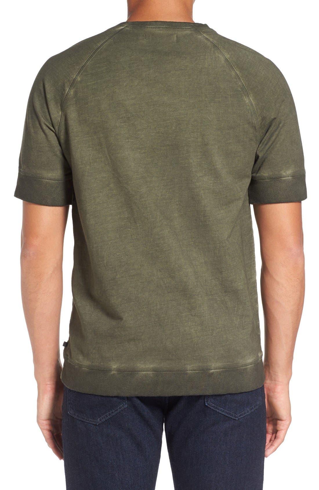 Raglan Sleeve T-Shirt,                             Alternate thumbnail 2, color,                             330