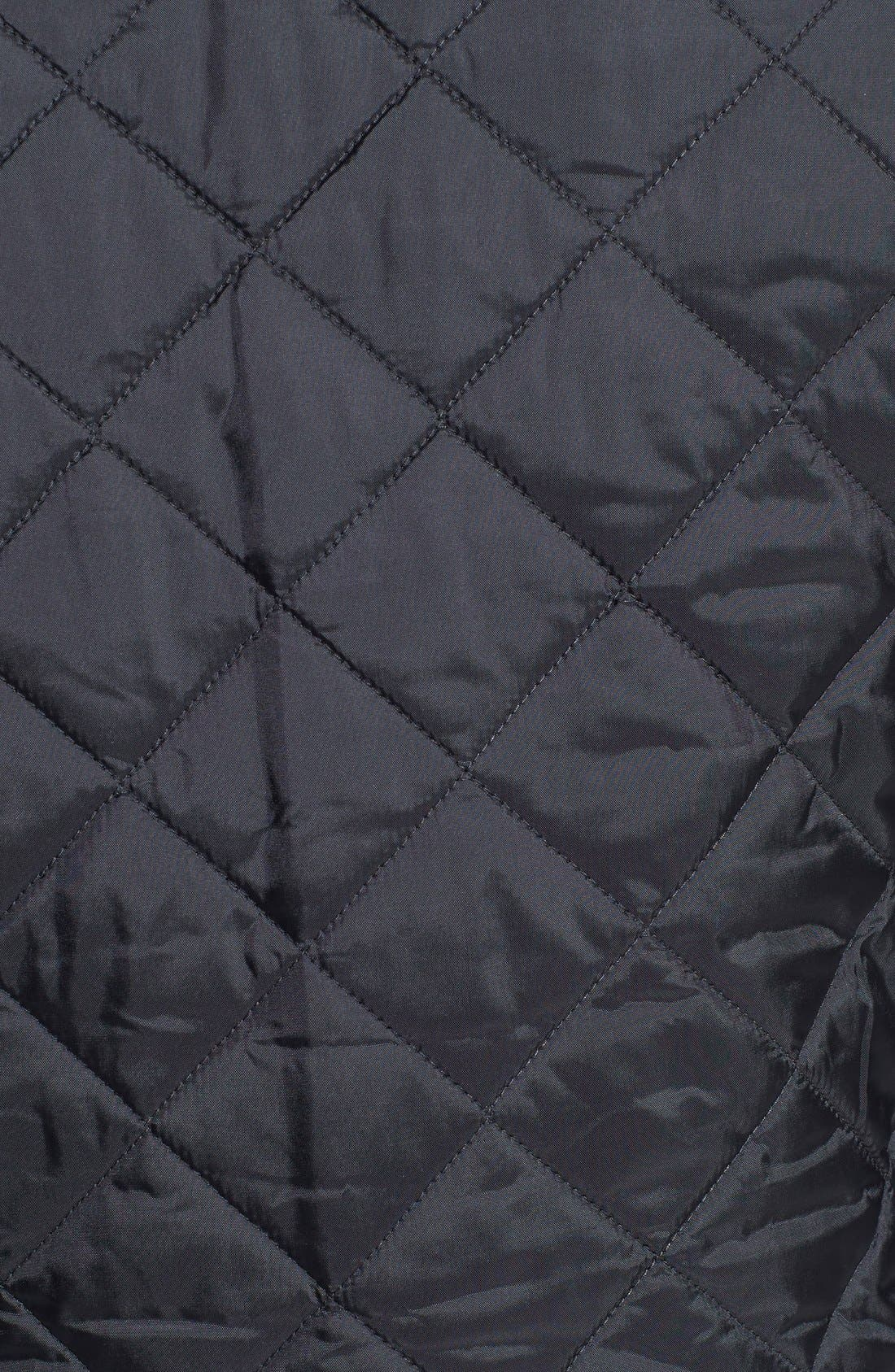 'Heritage Liddesdale' Slim Fit Quilted Jacket,                             Alternate thumbnail 9, color,