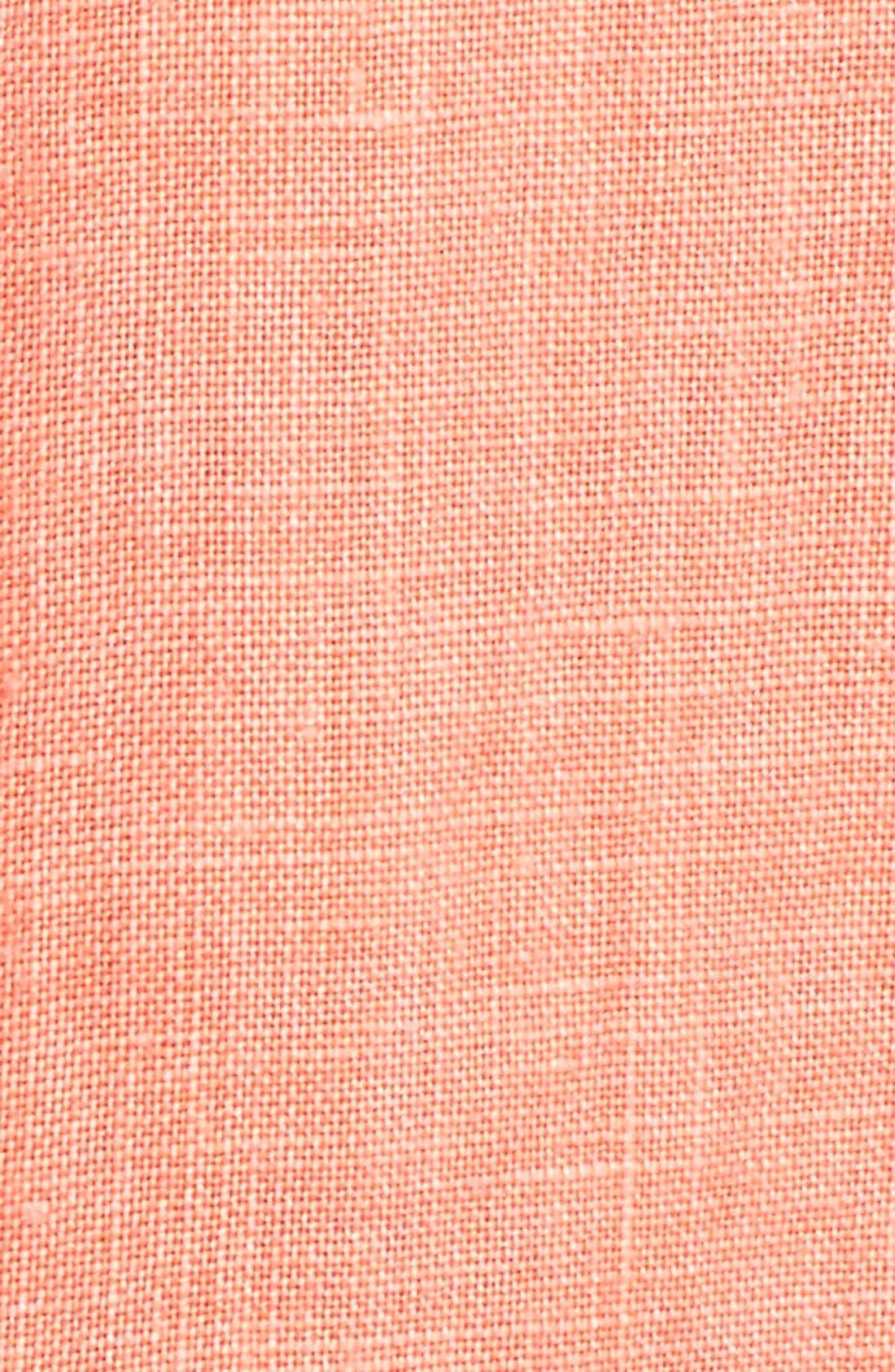 Seaglass Breezer Short Sleeve Linen Sport Shirt,                             Alternate thumbnail 45, color,