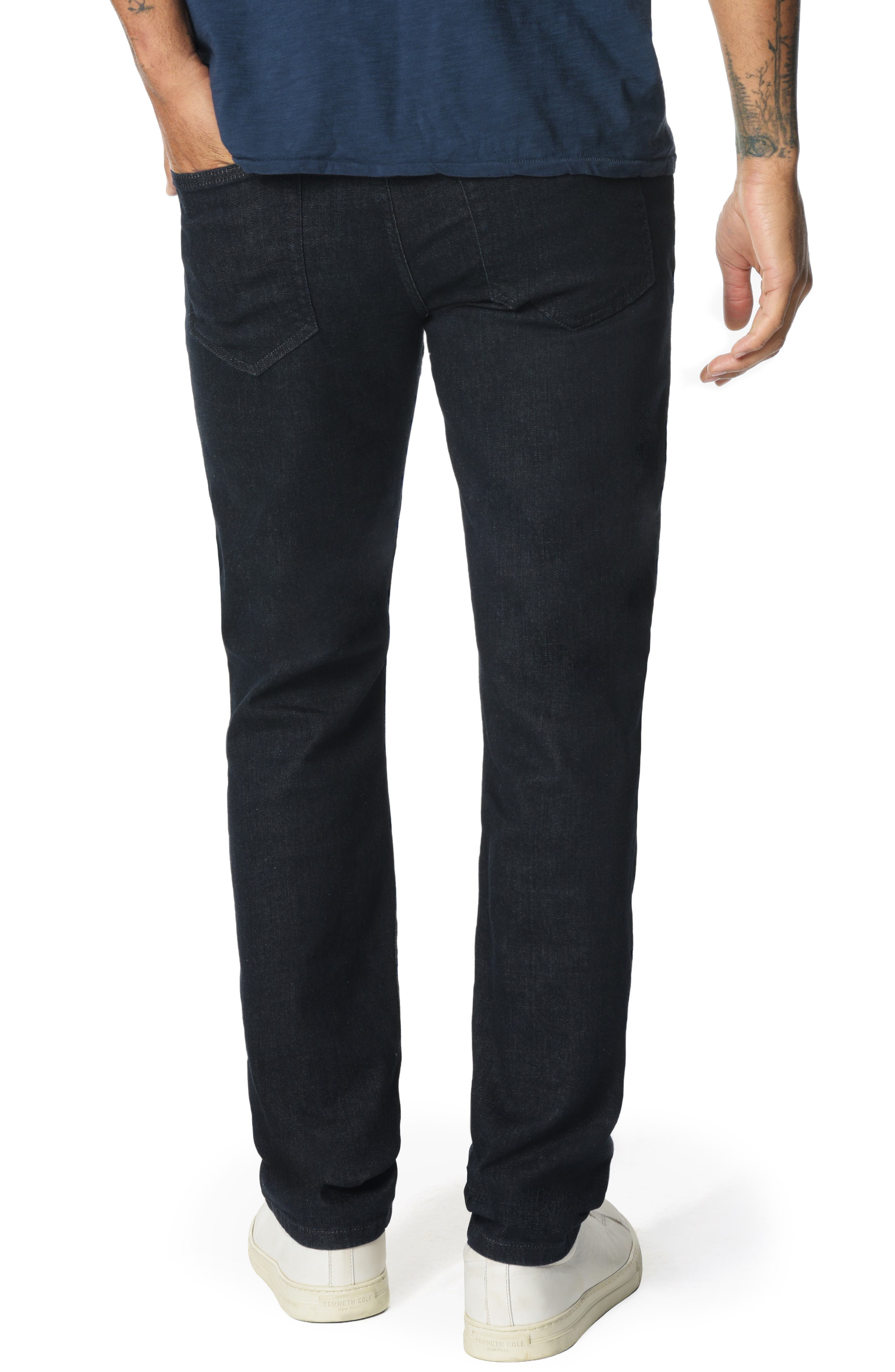 JOE'S,                             Brixton Slim Straight Leg Jeans,                             Alternate thumbnail 2, color,                             DIZZY