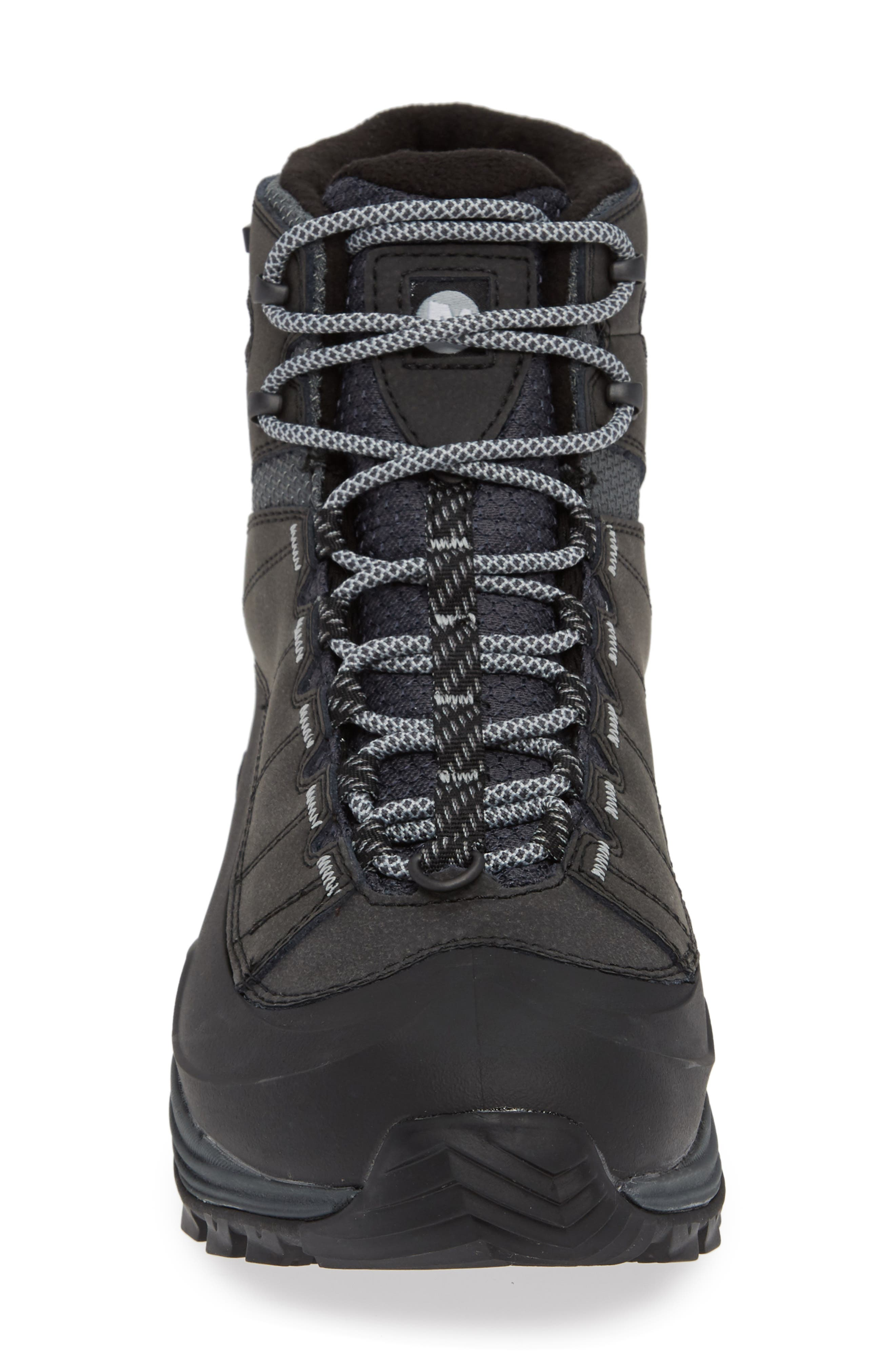 Thermo Chill Waterproof Snow Boot,                             Alternate thumbnail 4, color,                             001