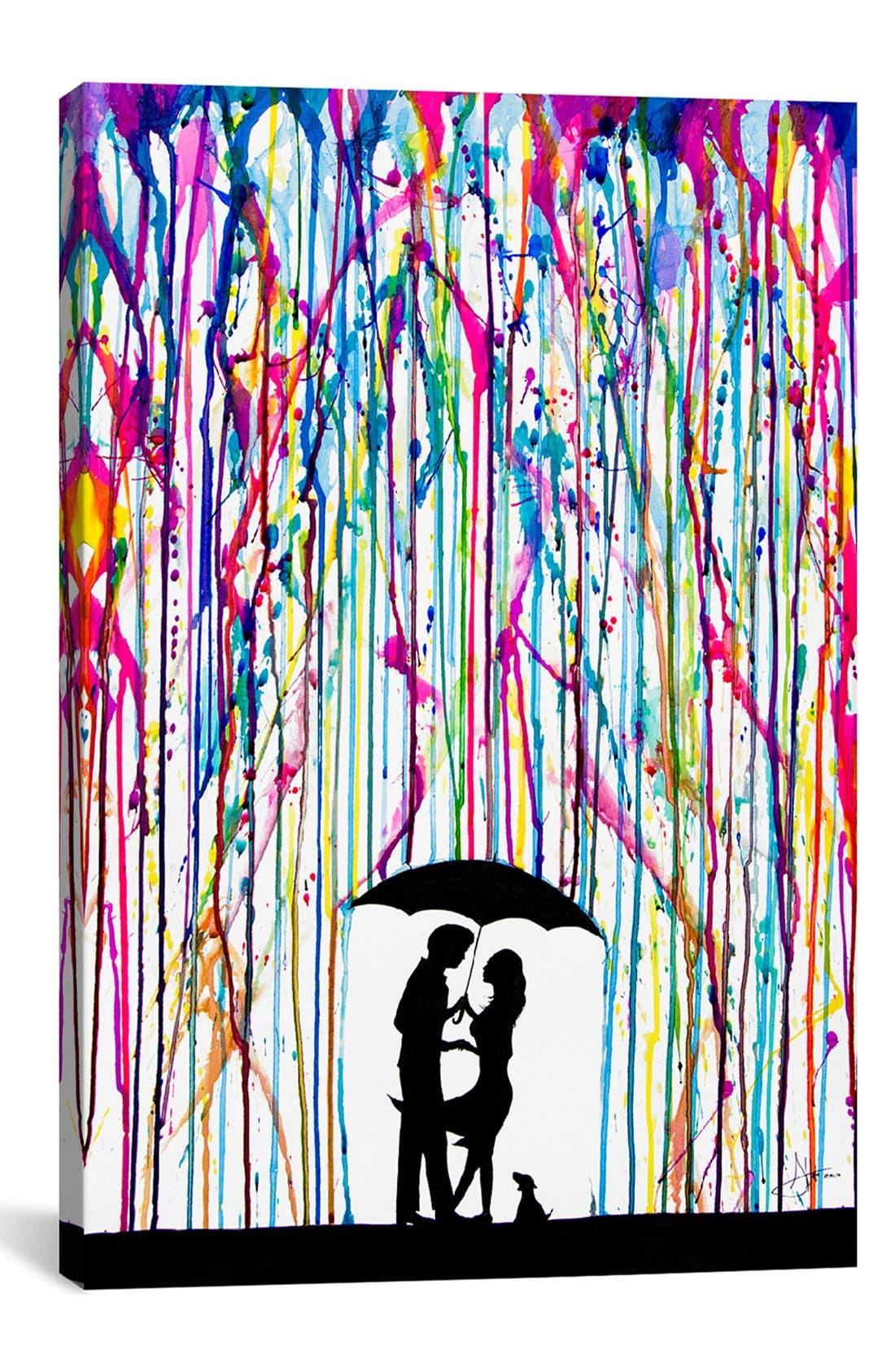 'Two Step' Giclée Print Canvas Art,                         Main,                         color, 500