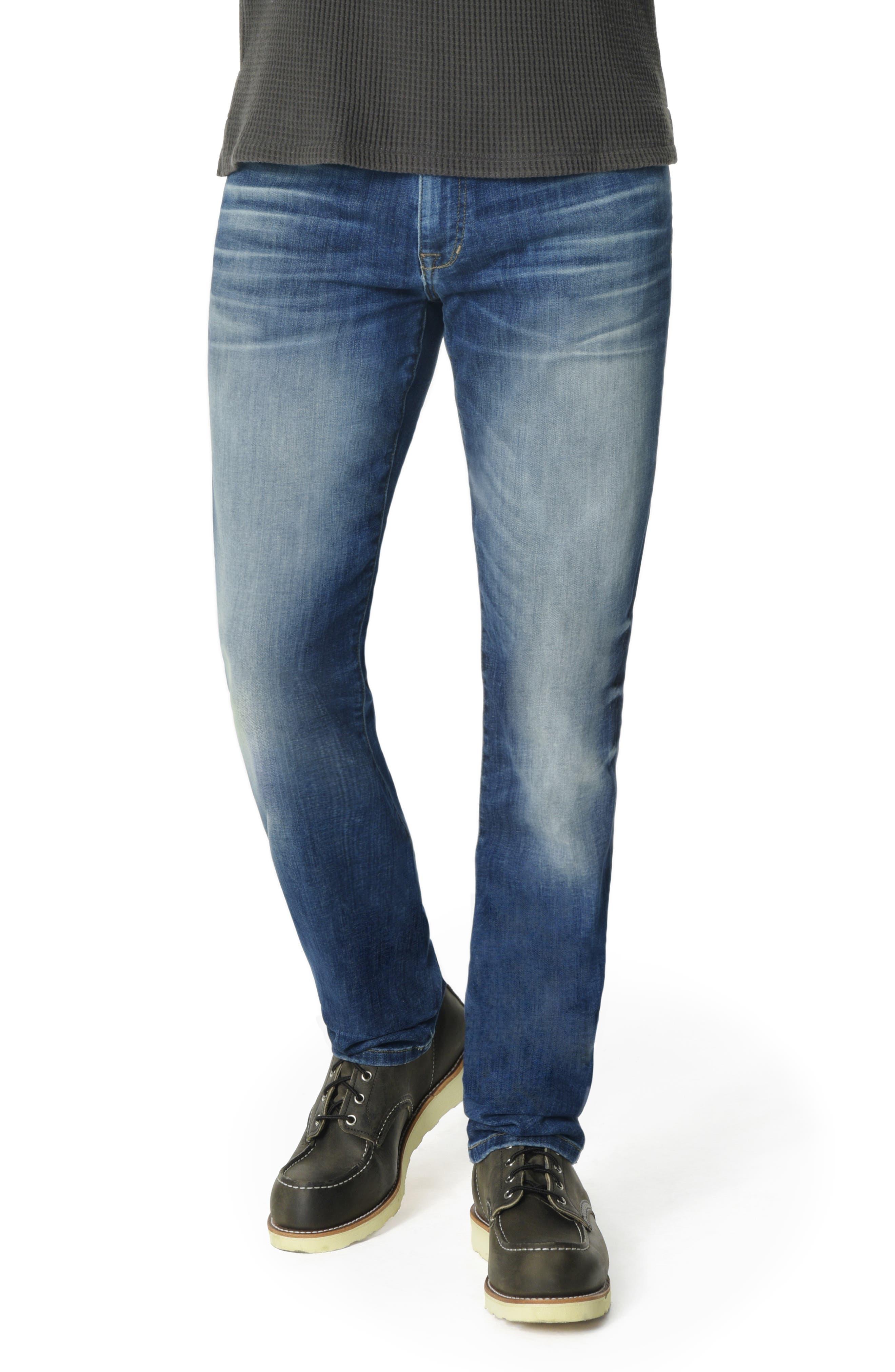JOE'S Brixton Slim Straight Leg Jeans, Main, color, HOYT