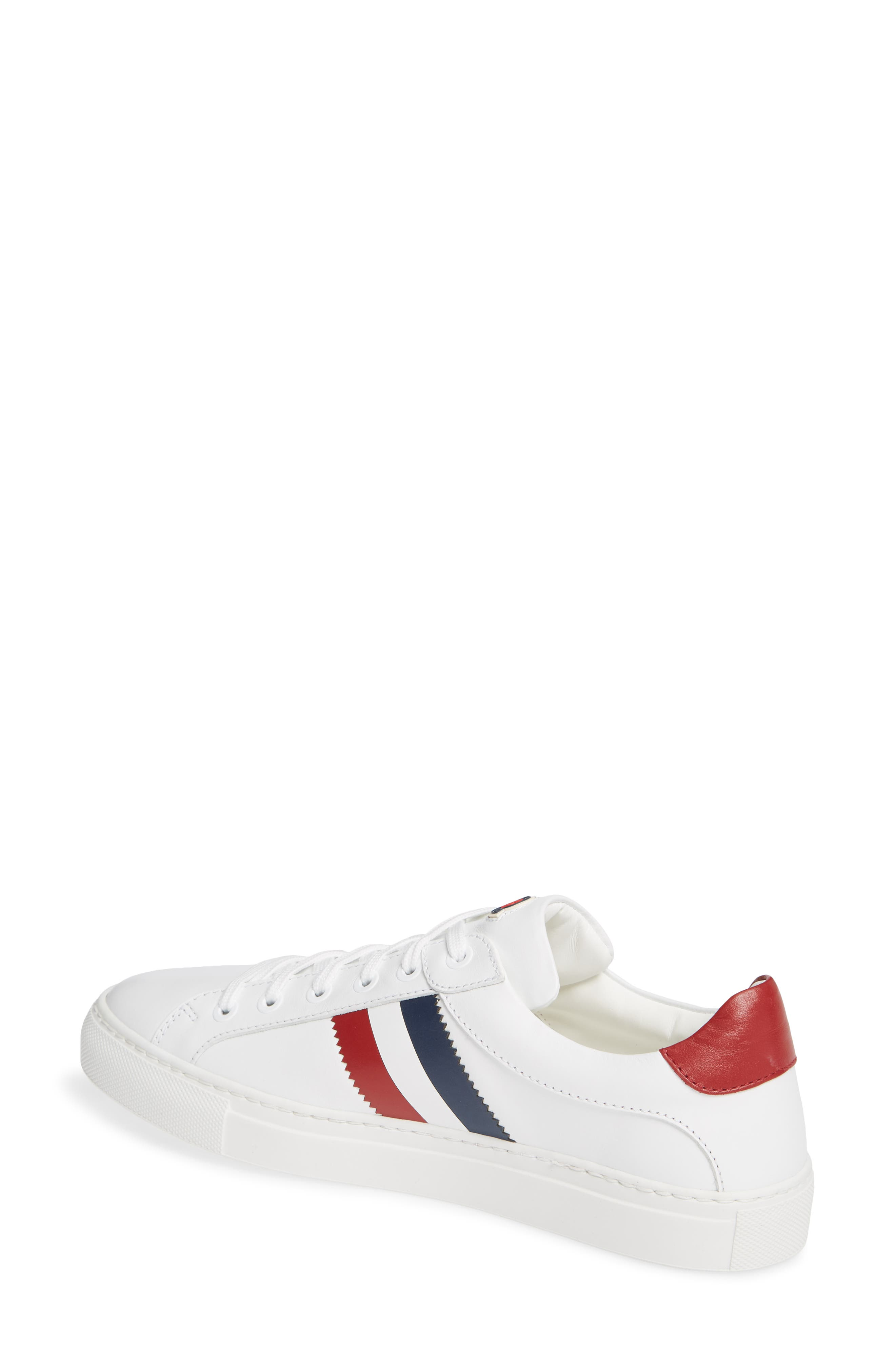 New Leni Scarpa Sneaker,                             Alternate thumbnail 2, color,                             WHITE